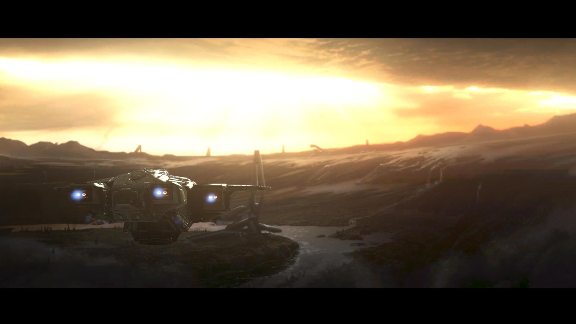 Cortana Large Halo Lscape Forerunner Background Hindsight Cocop HD .