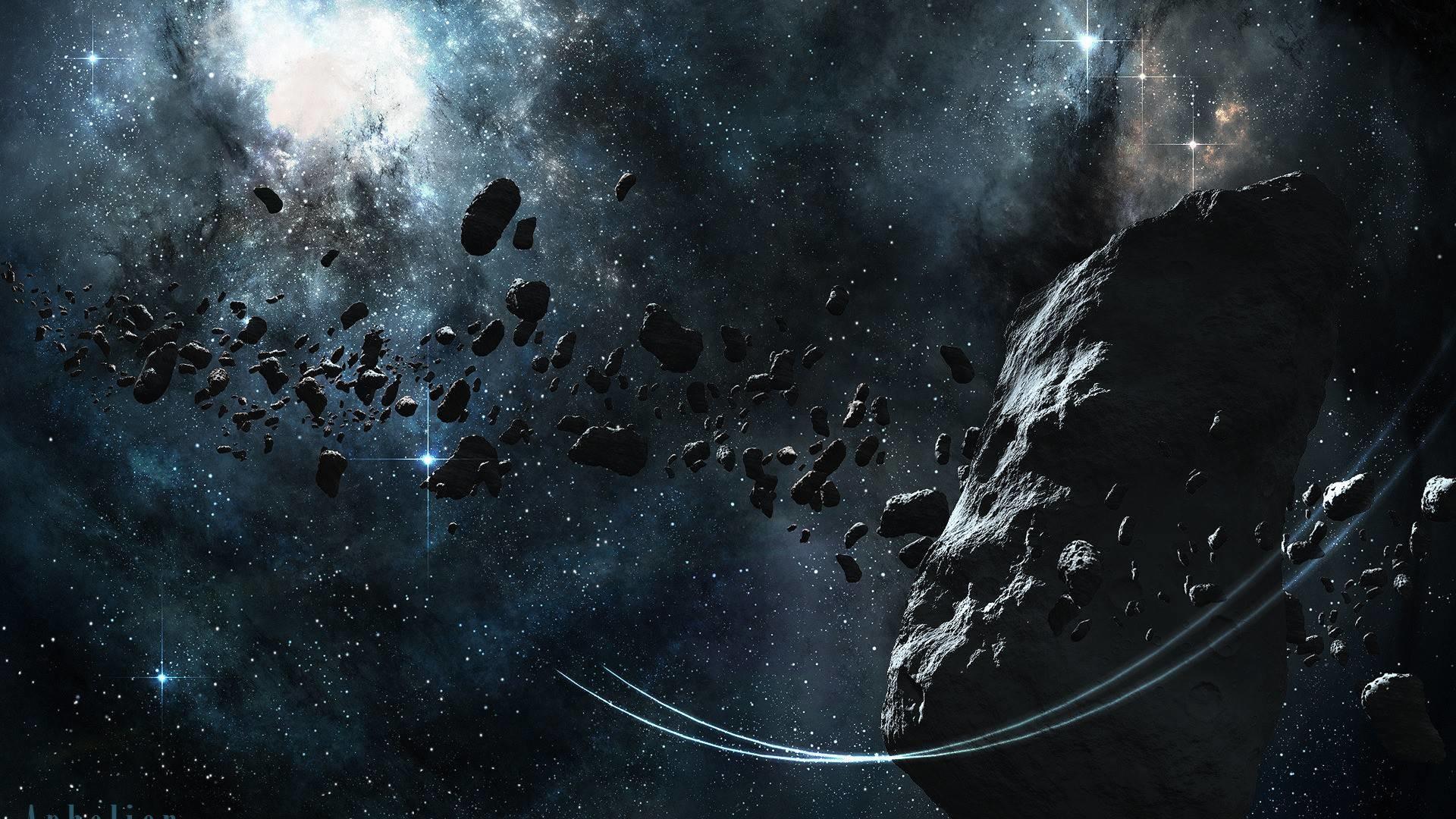 x Halo Space Wallpaper