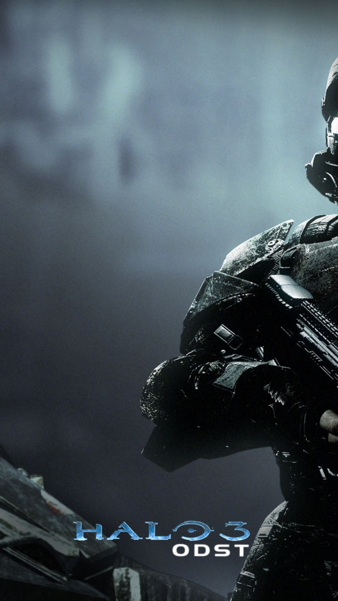 Halo 3 Odst iPhone 5 Wallpaper | ID: 31911