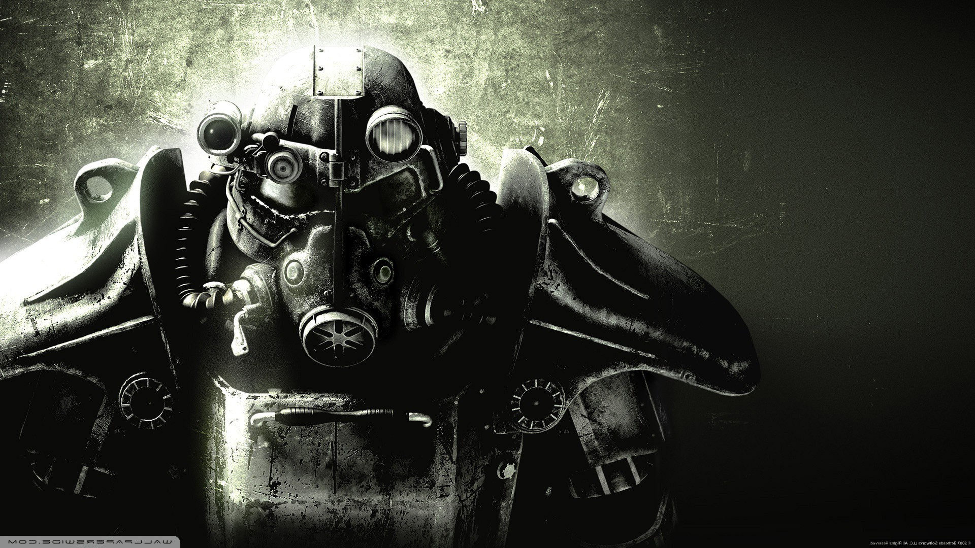 Fallout 3, Brotherhood of Steel Wallpapers HD / Desktop and Mobile  Backgrounds