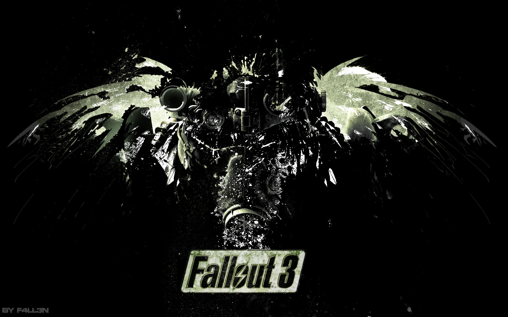 you are viewing fallout 3 hd wallpaper color palette tags fallout 3 .