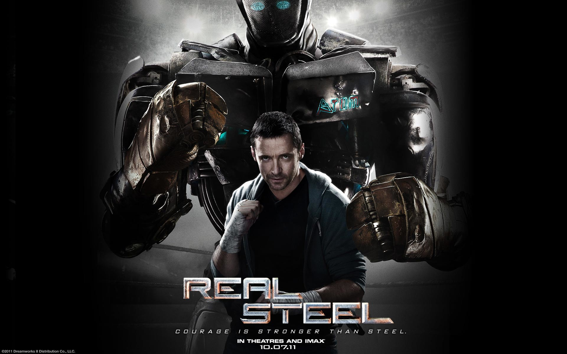 33 Real Steel HD Wallpapers   Backgrounds – Wallpaper Abyss