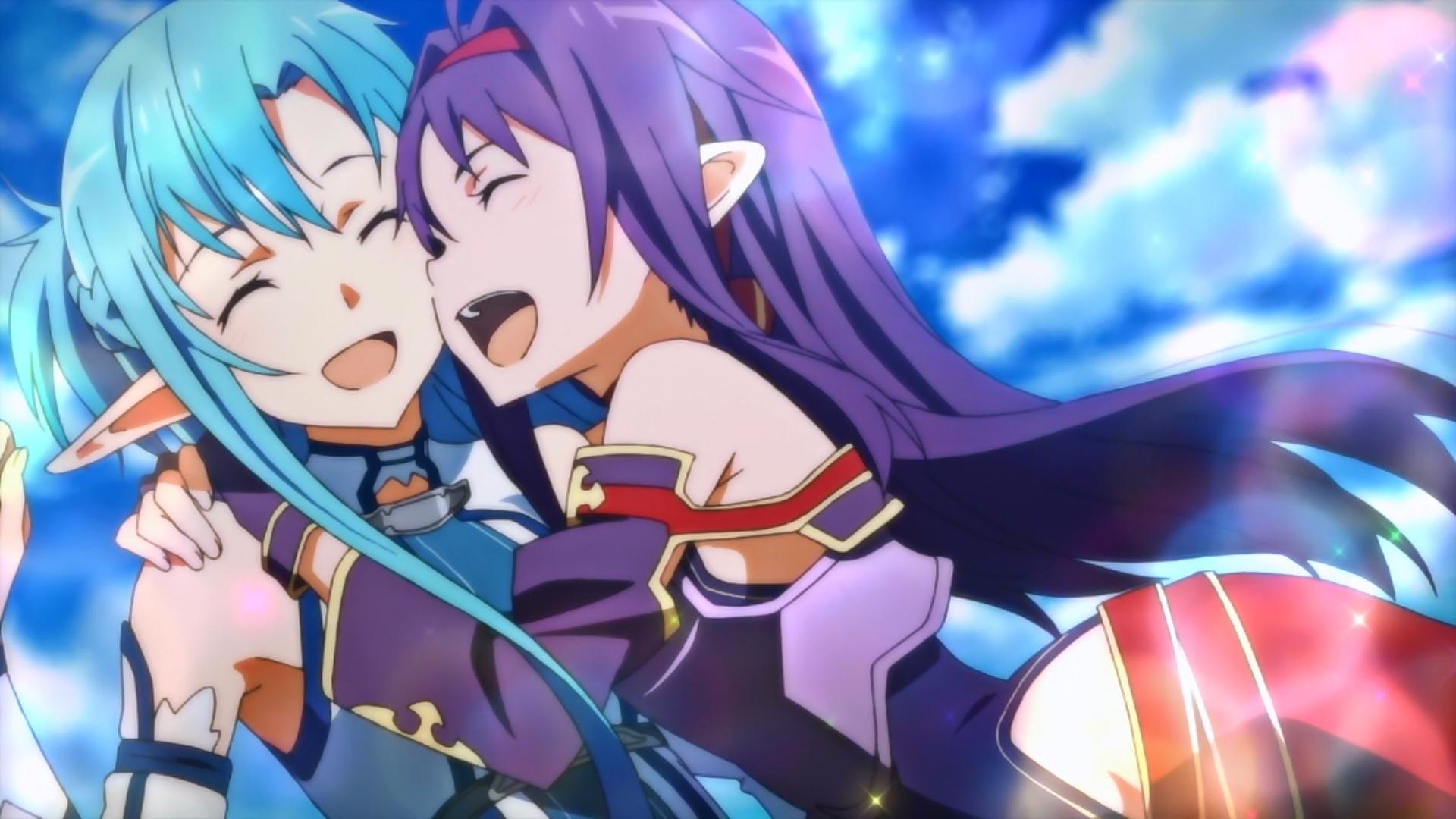 Mother's Rosario Anime Wallpaper Sword Art Online Season 2 Anime Wallpaper