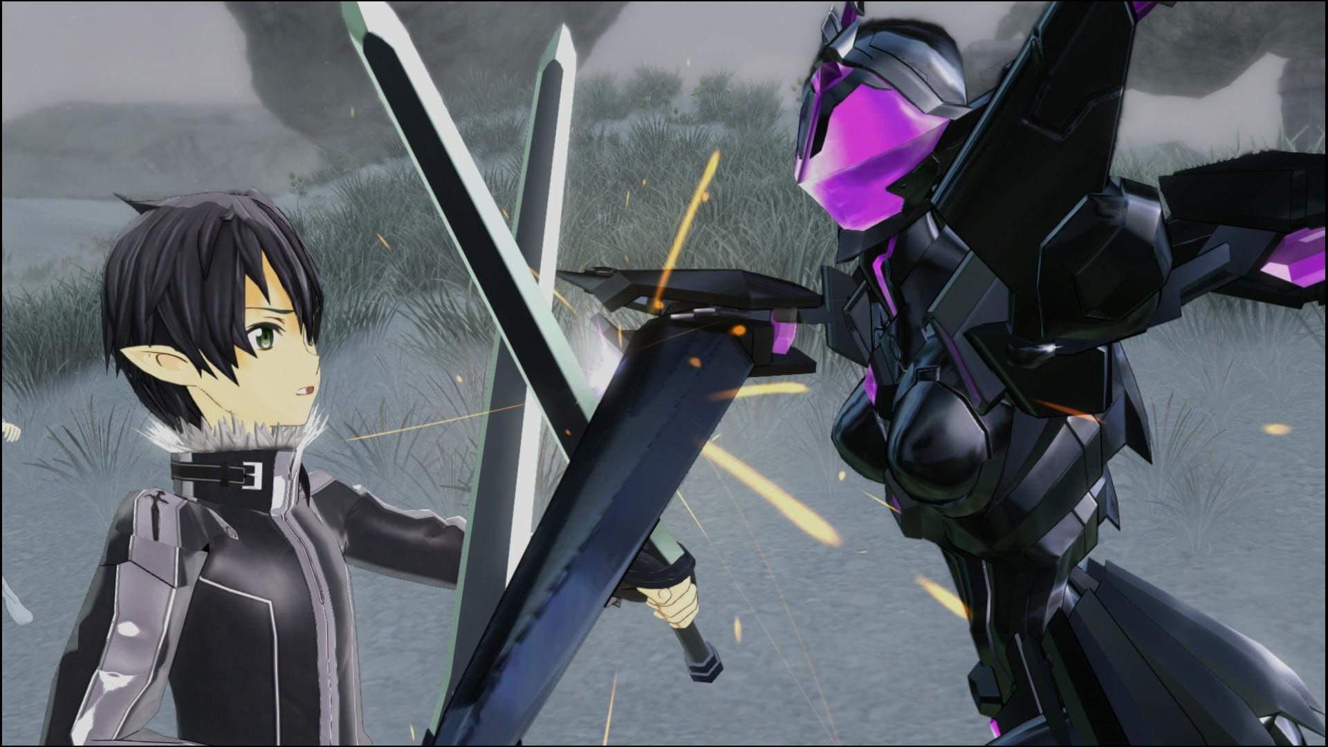 Accel World vs Sword Art Online Screenshots and Artwork