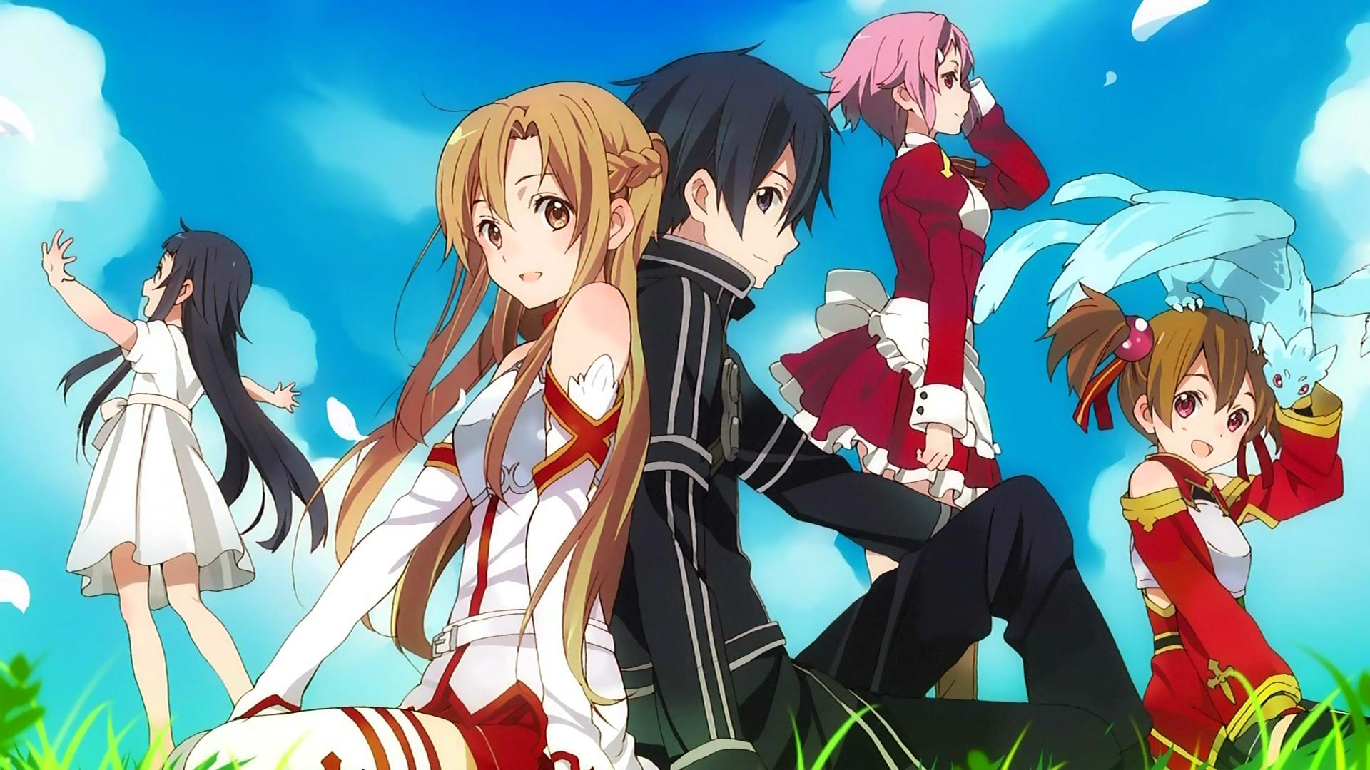 Sword Art Online Anime Wallpaper 135332