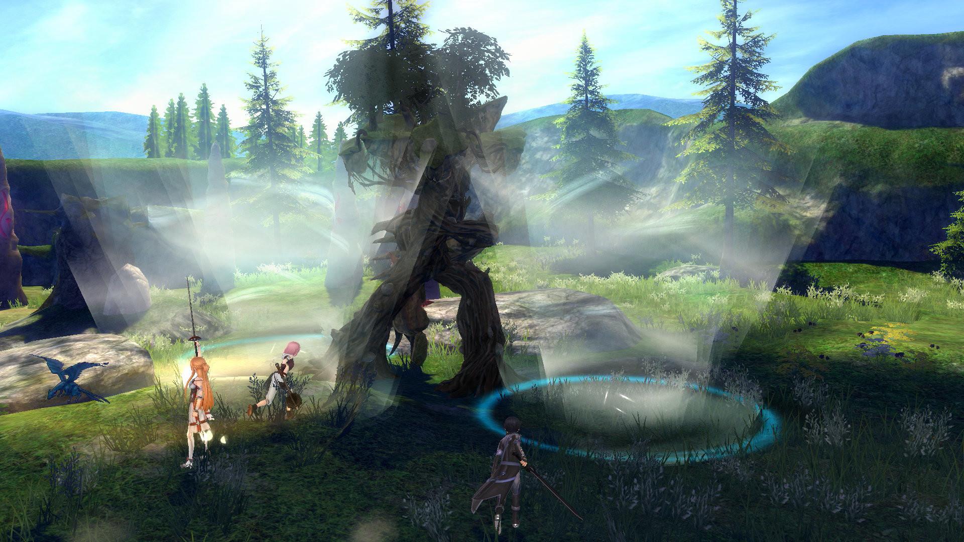 Sword Art Online: Hollow Realization Screenshot 5