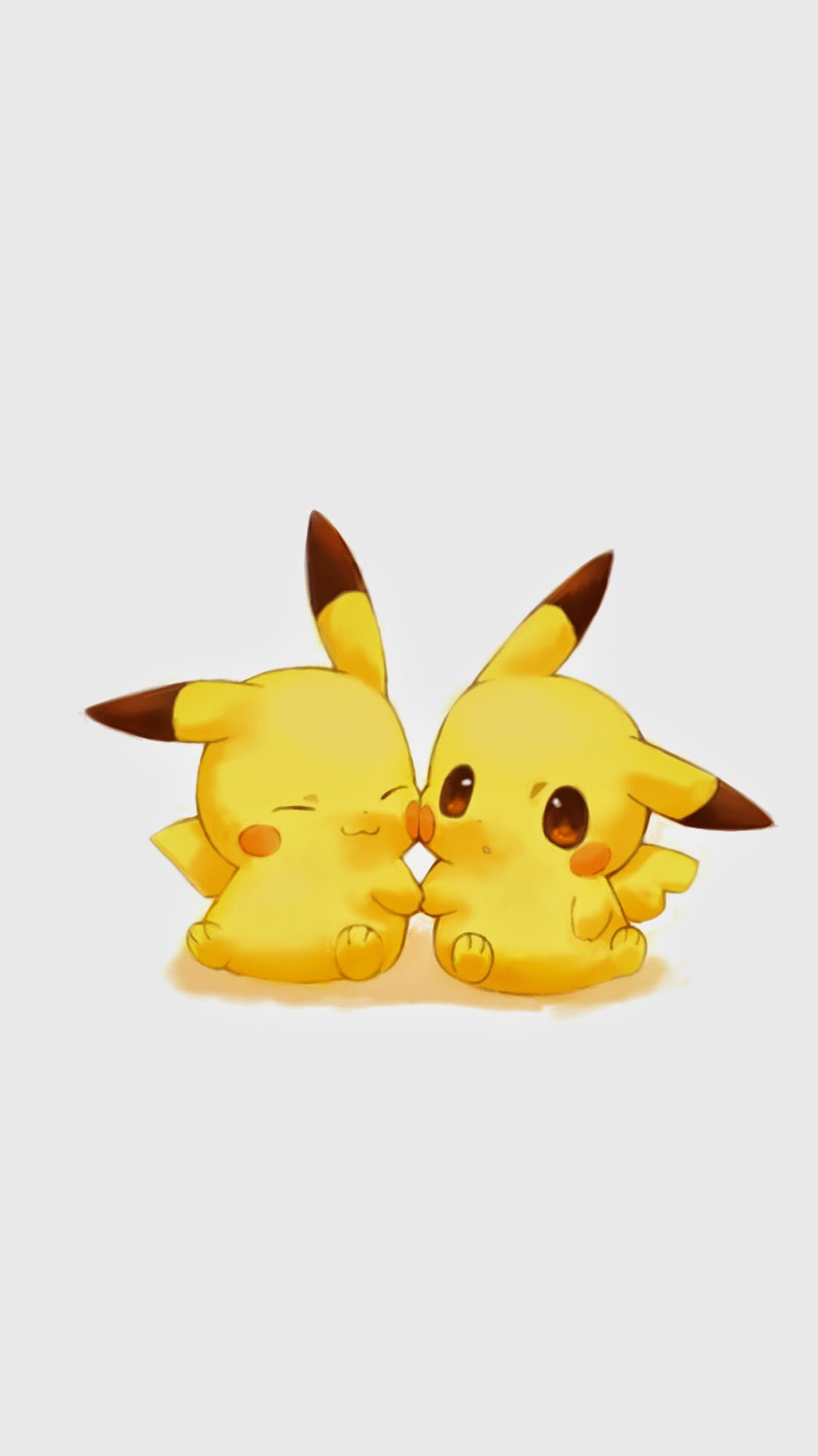 Tap image for more funny cute Pikachu wallpaper! Pikachu – @mobile9    Wallpapers for