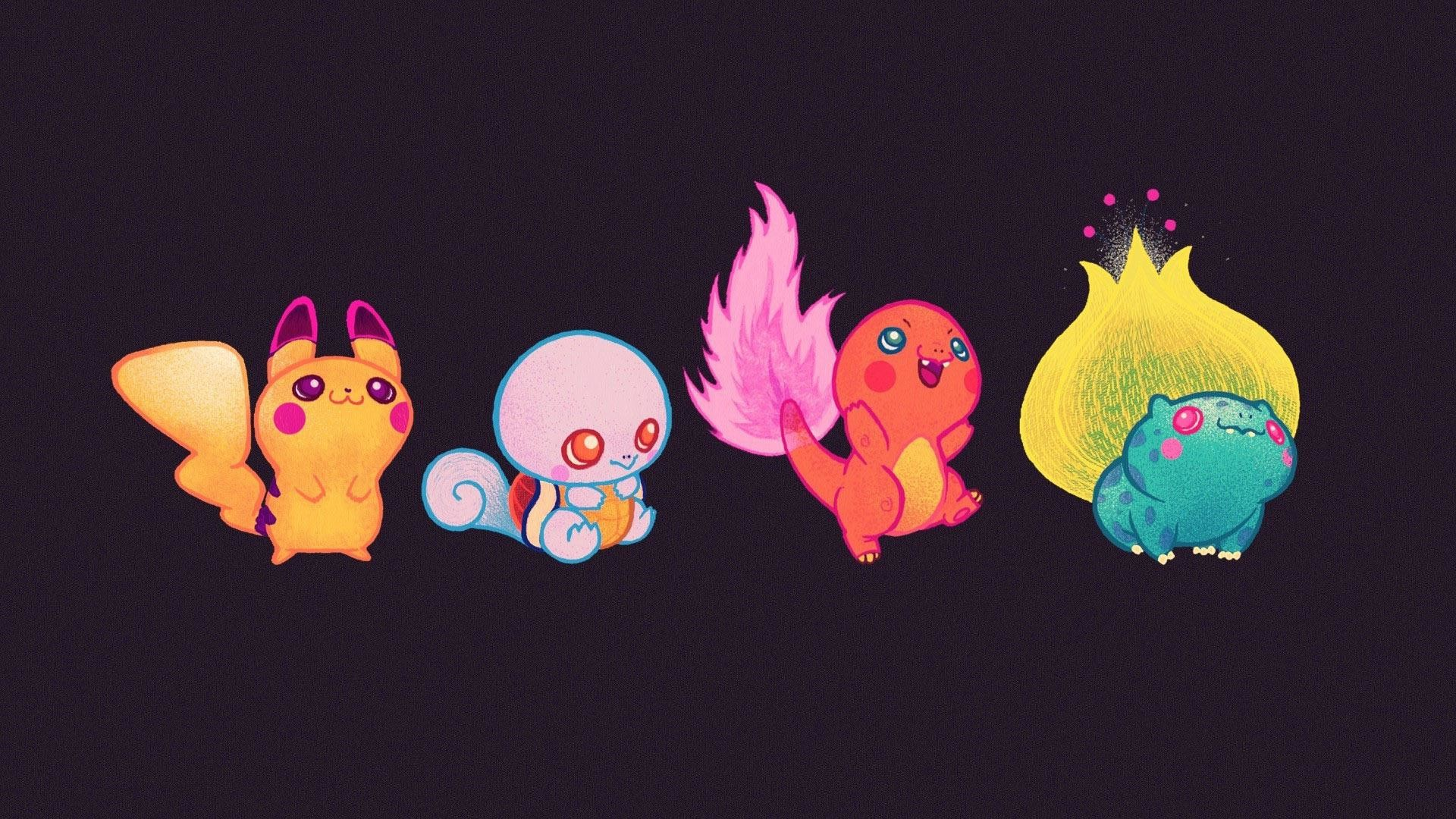 Cute baby Pokemon wallpaper thumb