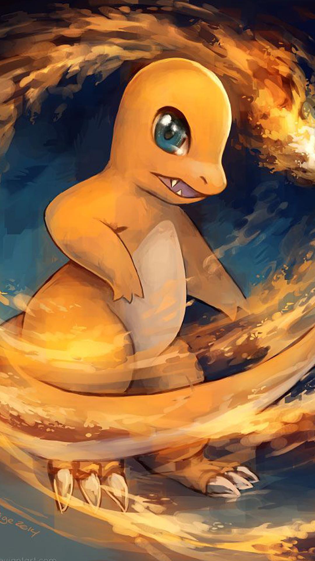 Charmander Pokemon Go iphone Whatsapp Charmander Pokemon Go iphone  wallpapers