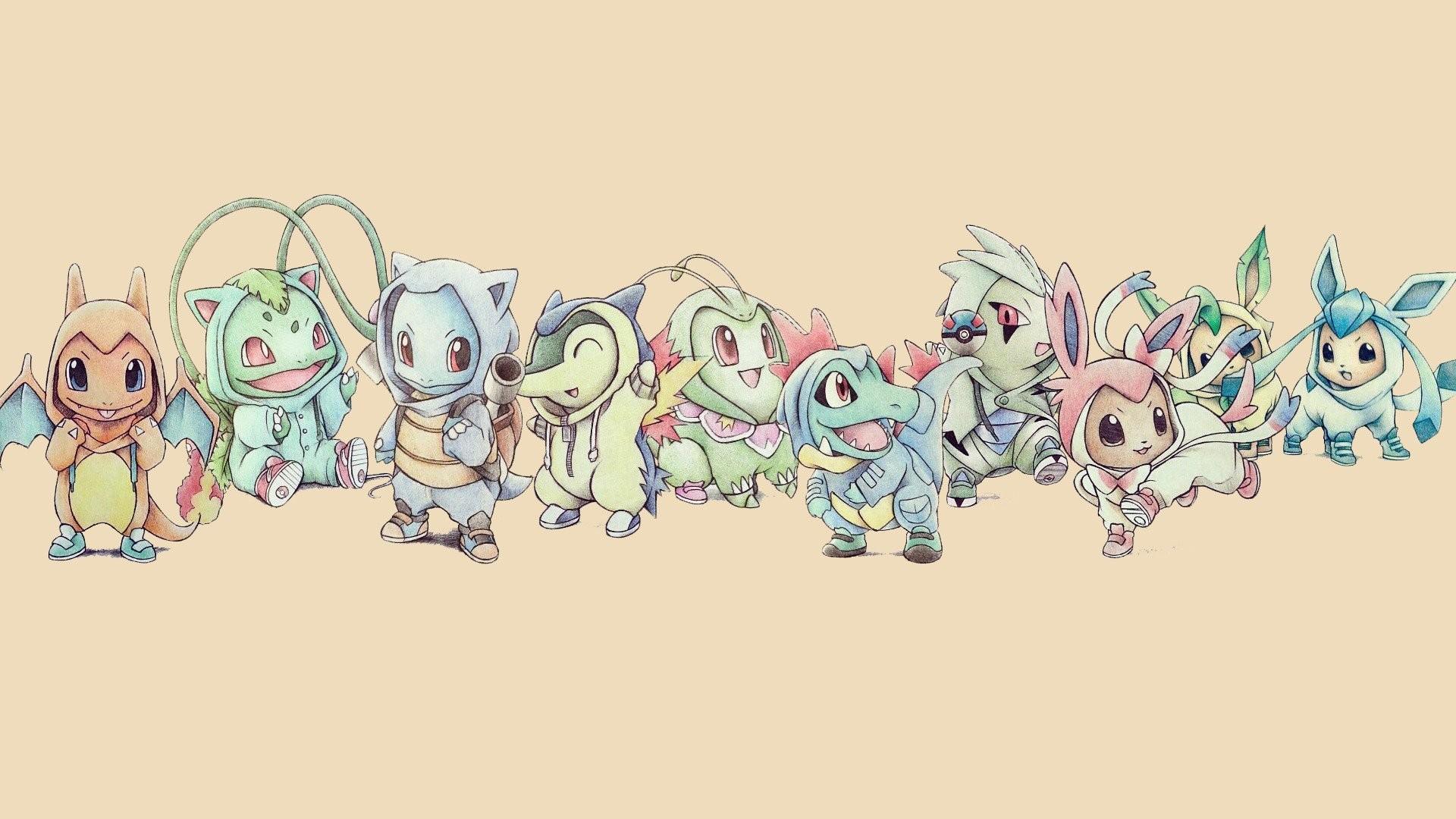 Video Game РPok̩mon Charmander (Pok̩mon) Bulbasaur (Pok̩mon) Squirtle  (Pok̩mon)