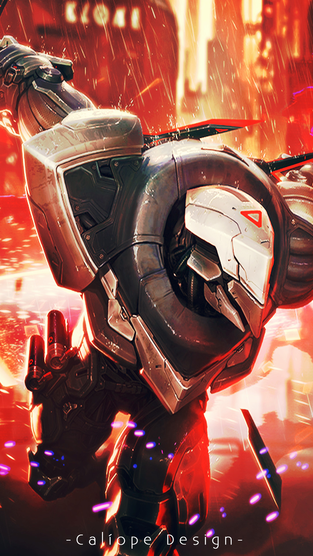 … Wallpaper Para Celular – Project Zed by MissCaliope
