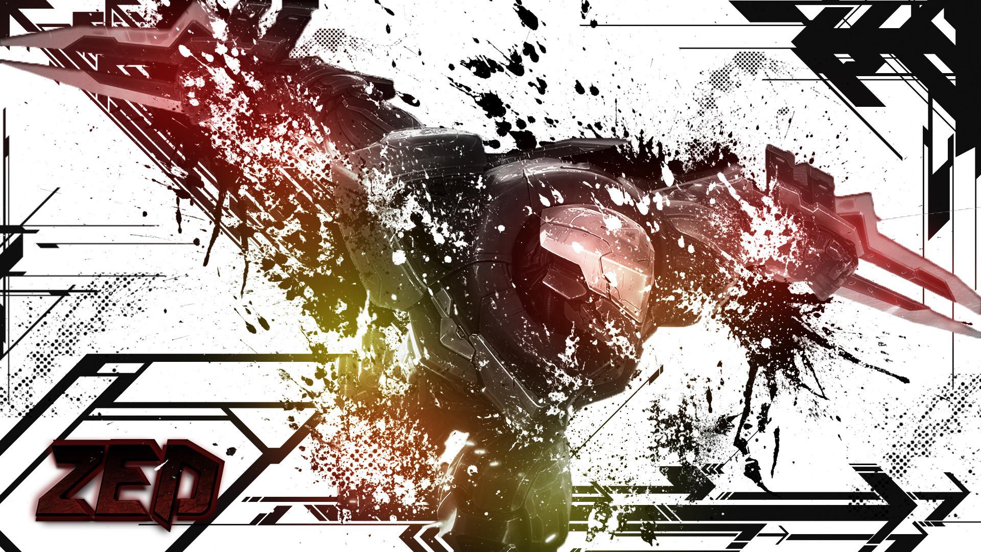 Project Zed Wallpaper by xsurfspyx Project Zed Wallpaper by xsurfspyx