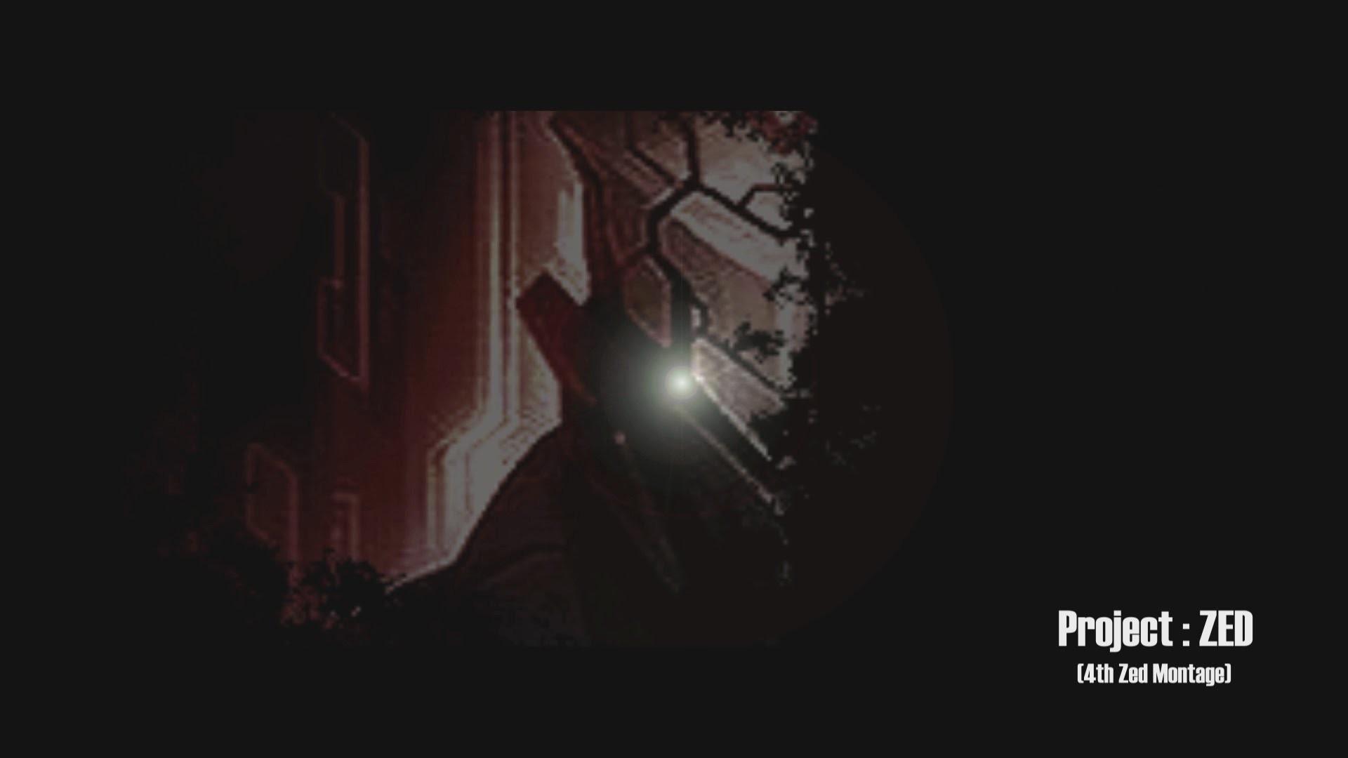 Project : ZED (Trailer + ZED montage)