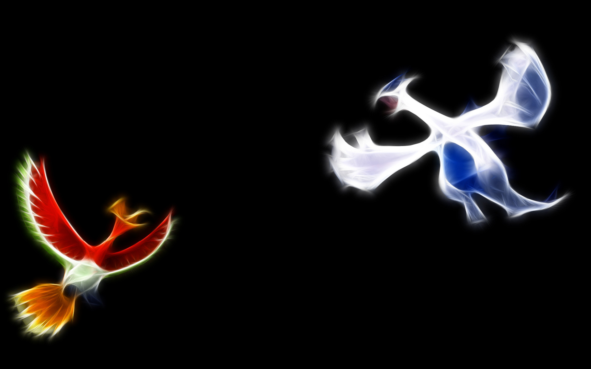 Ho Oh And Lugia wallpaper – 878317
