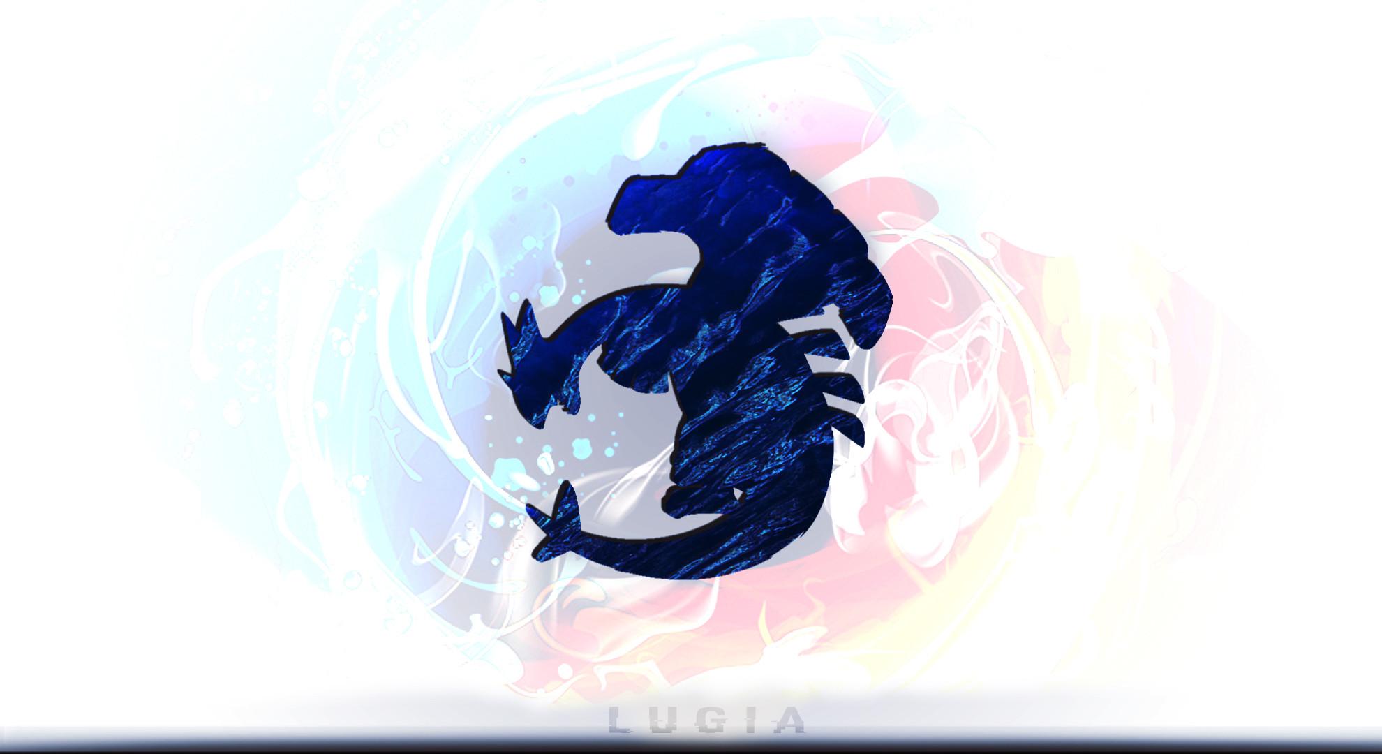 Lugia Wallpaper by DarkunePlays Lugia Wallpaper by DarkunePlays