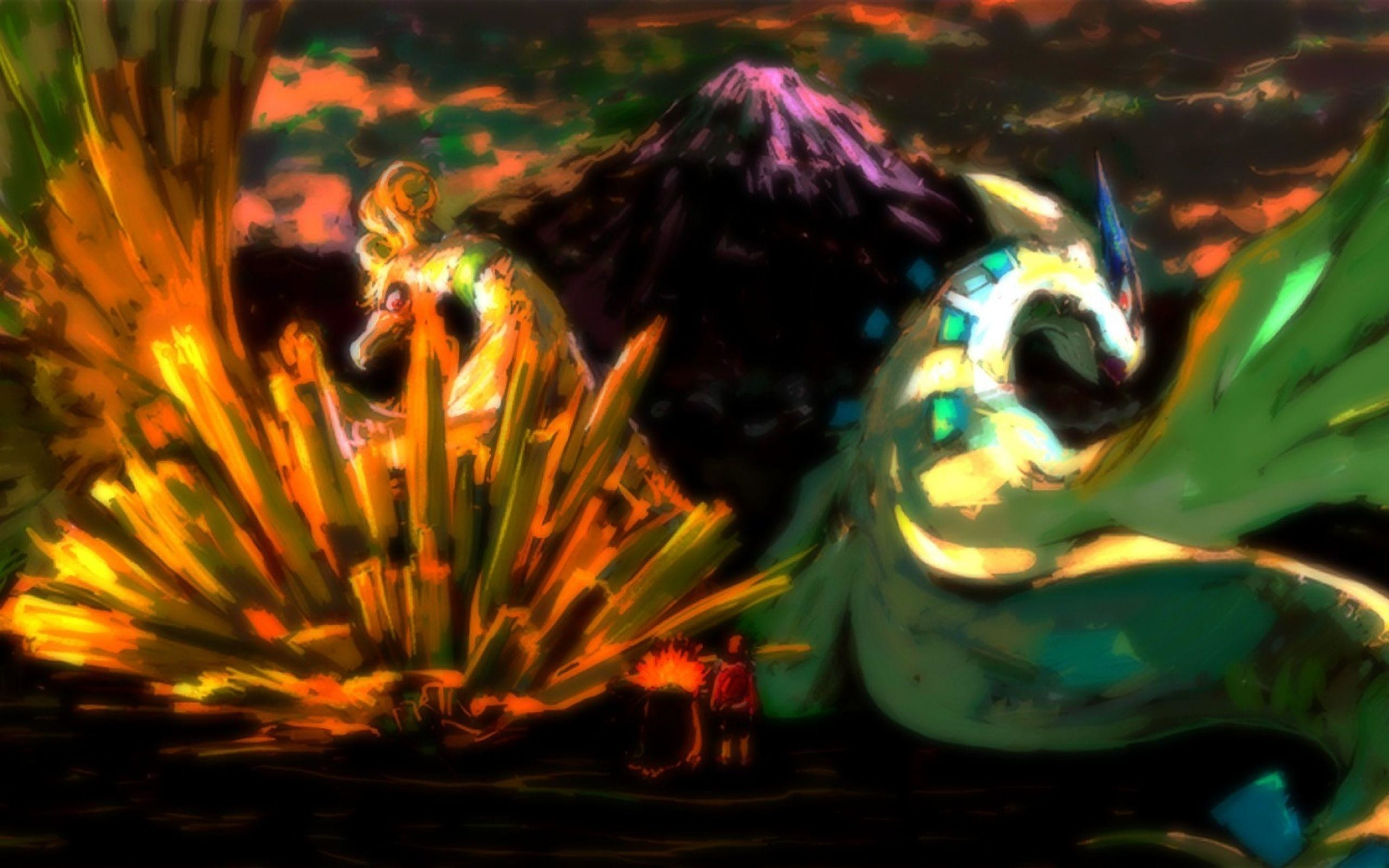 Download Wallpapers, Download pokemon paintings lugia .