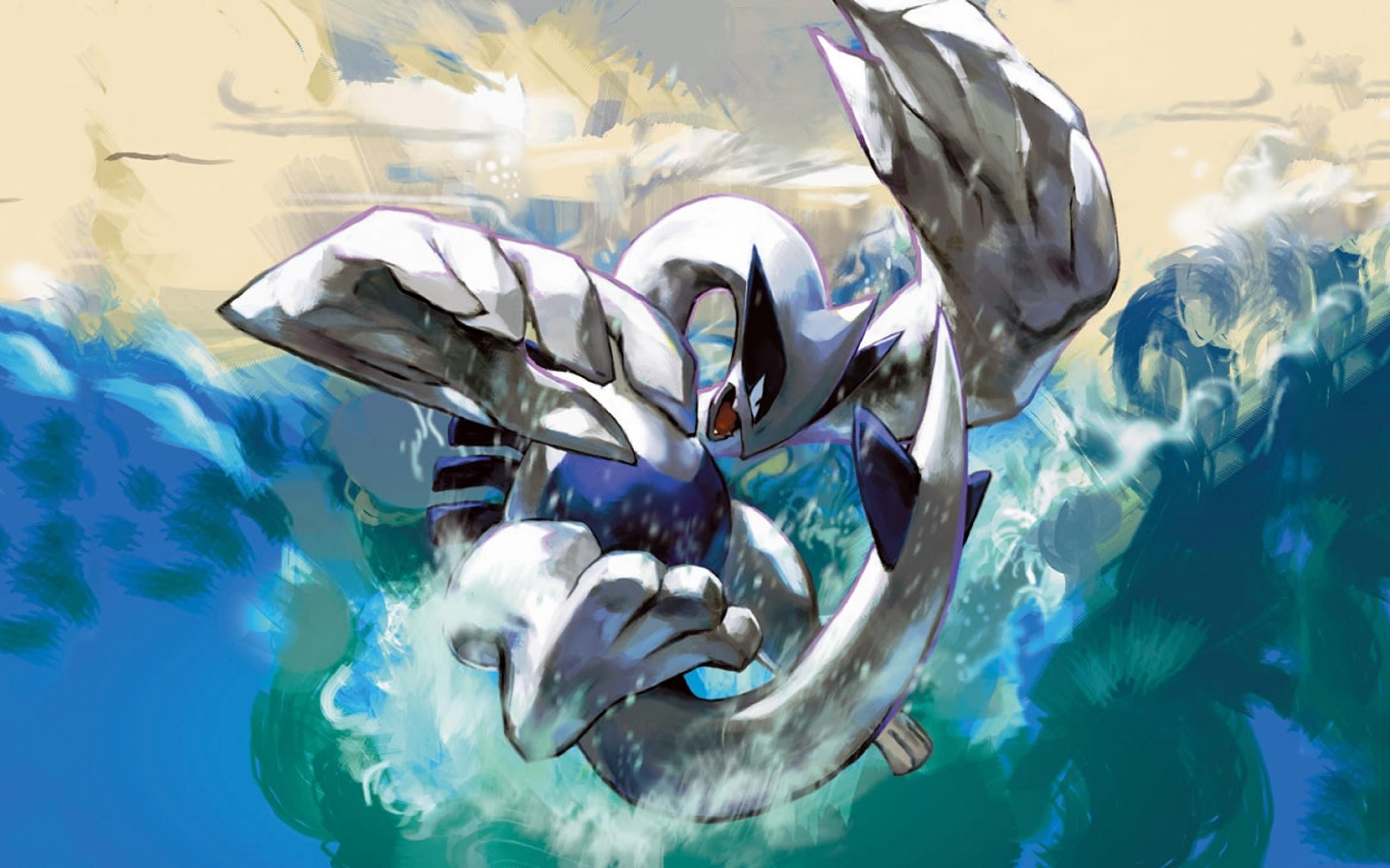 pokemon lugia Wallpaper HD