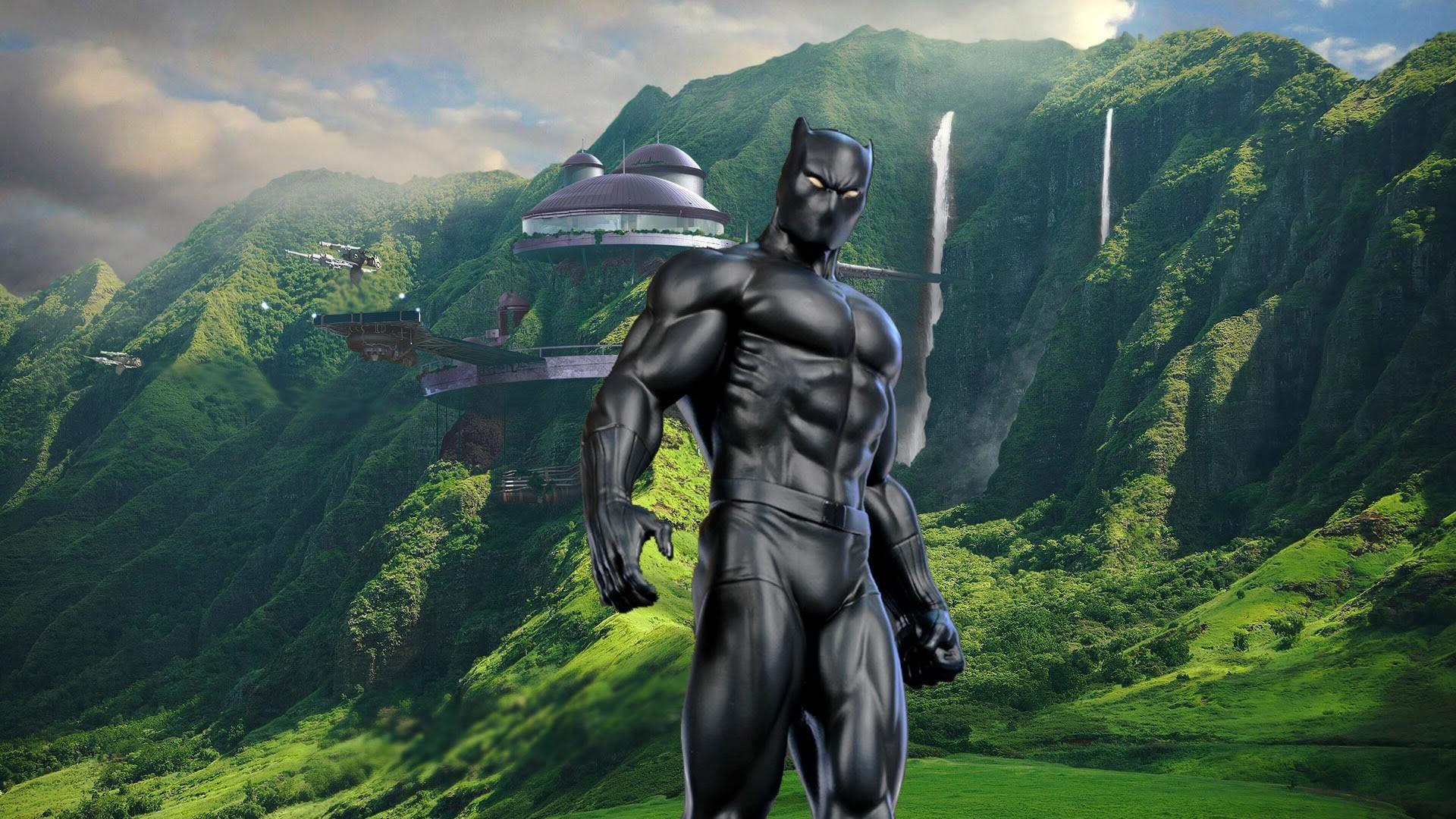 Download 2017 Black Panther Desktop Background HD Wallpaper. Search .