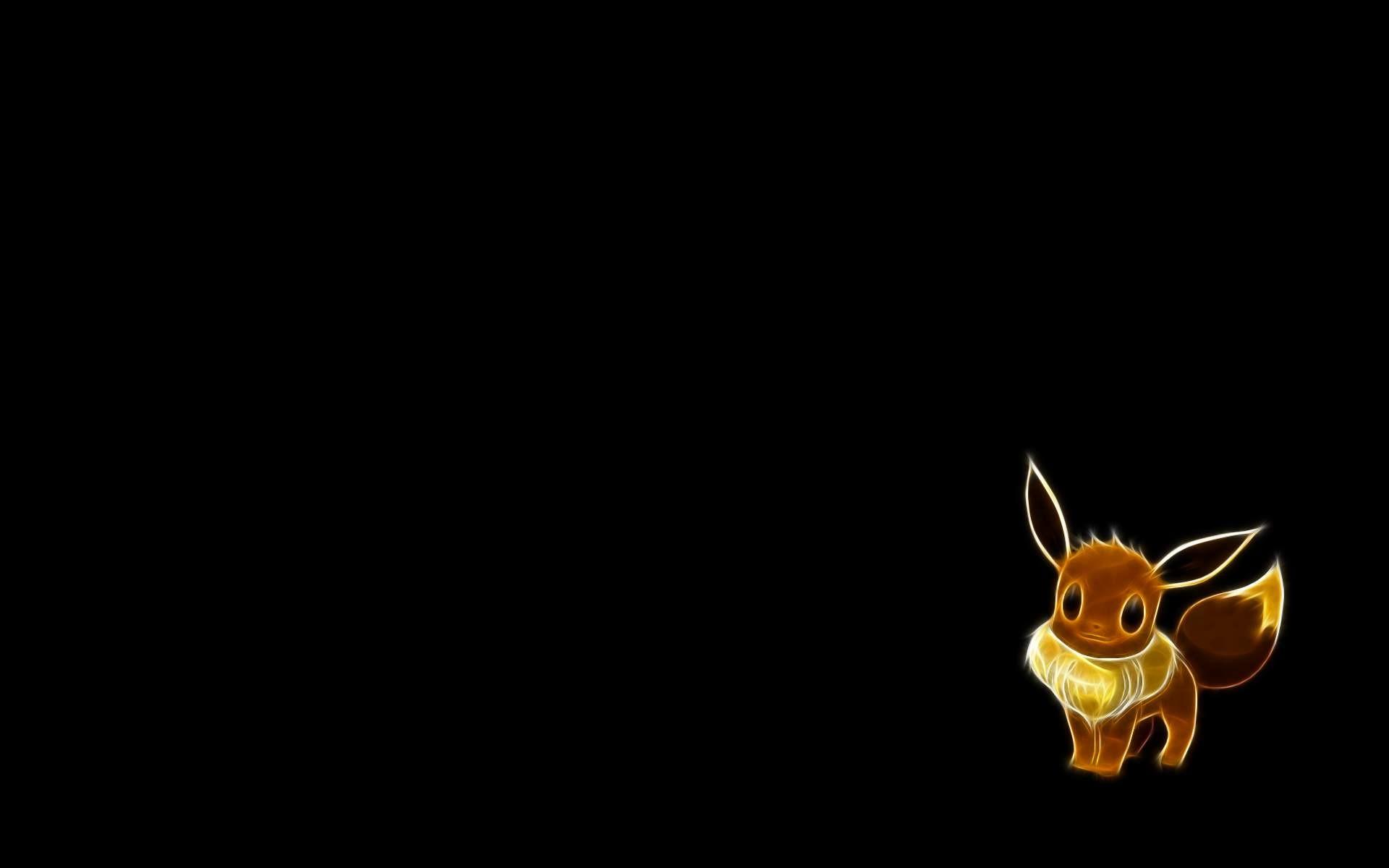 Pix For > Pokemon Eevee Wallpaper
