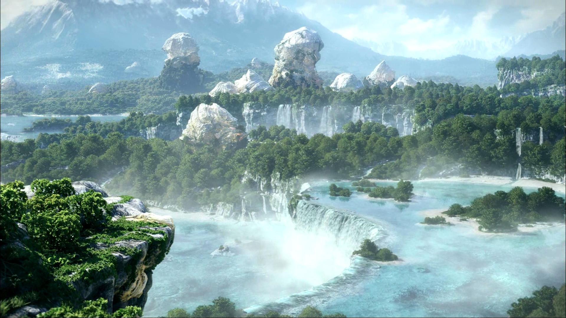 Wallpapers For > Final Fantasy Xiv Wallpaper 1080p