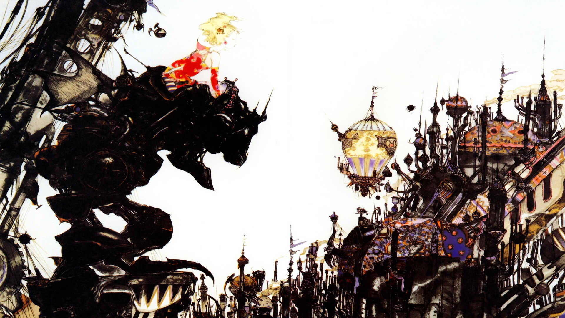 Wallpapers, Game HD Wallpapers, PS3 Video Games, final fantasy vi .