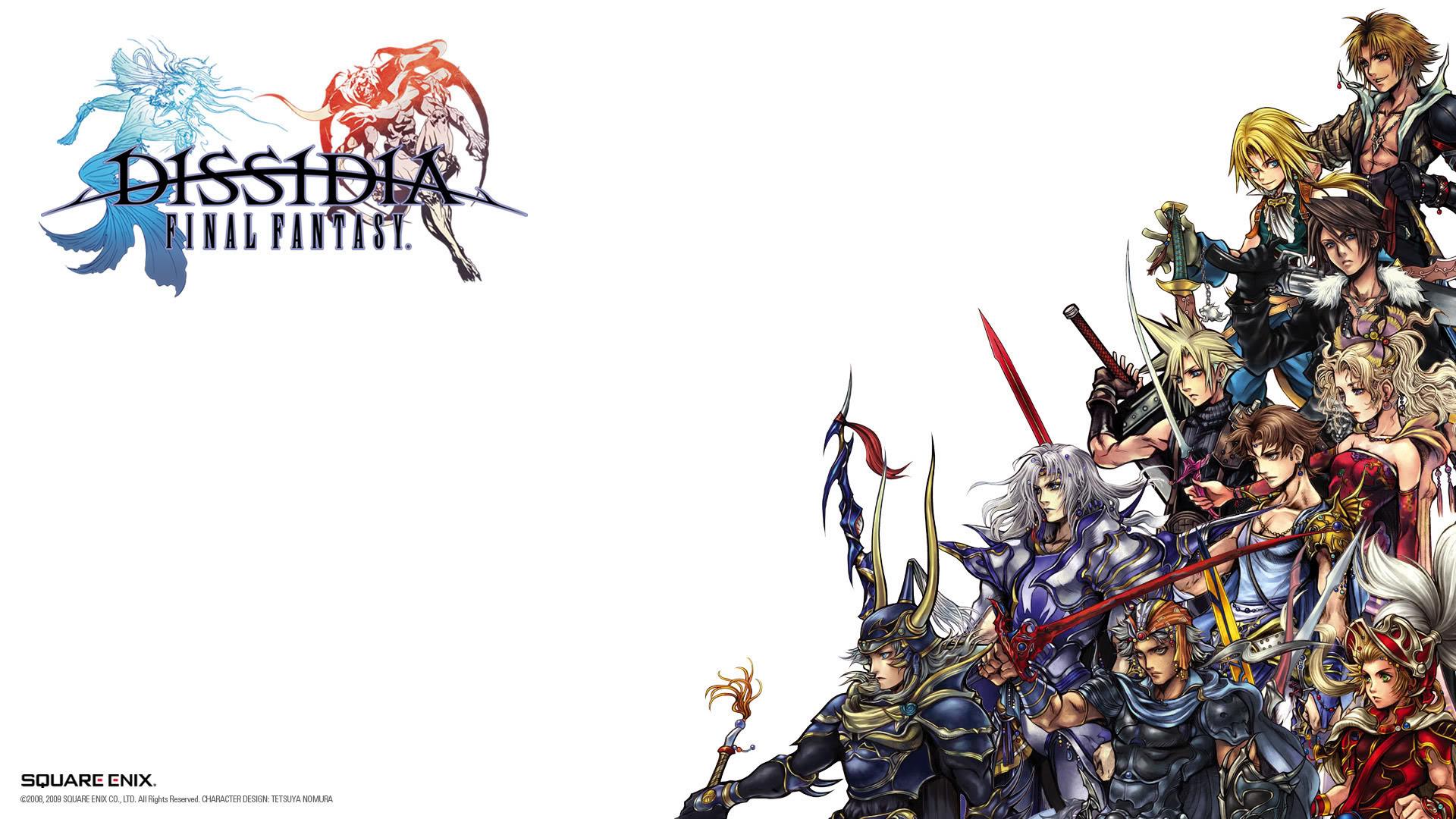 Final Fantasy Wallpaper. HD Final Fantasy Wallpaper