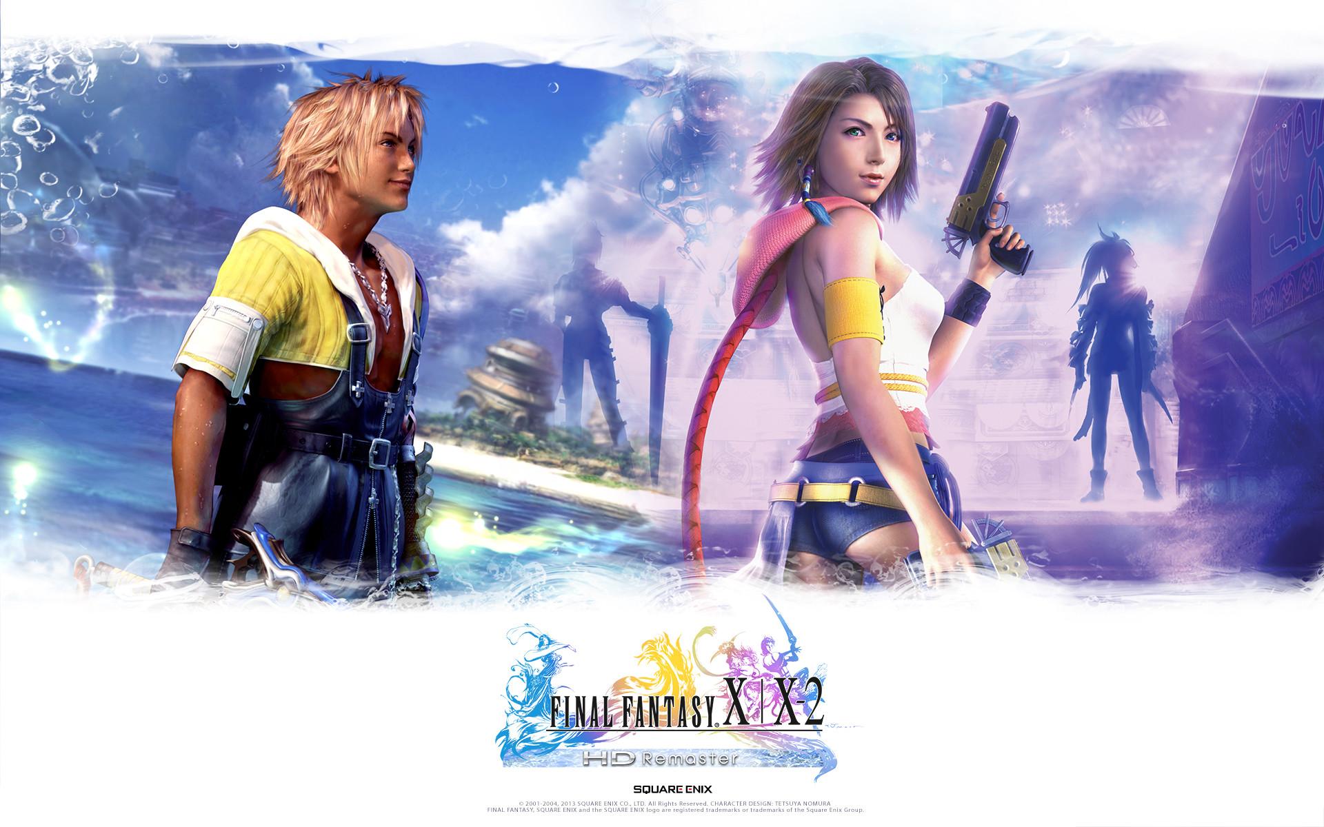 Final Fantasy X/X-2 HD Remaster wallpapers | Final Fantasy Wiki | FANDOM  powered by Wikia