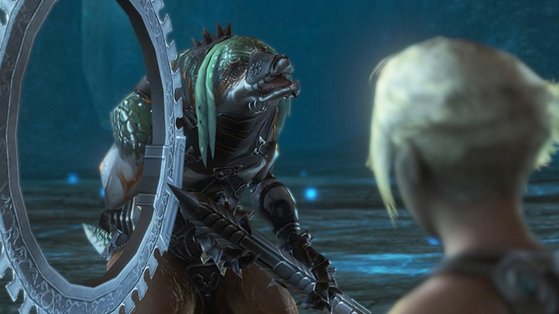Final Fantasy XII The Zodiac Age 4K Wallpaper …