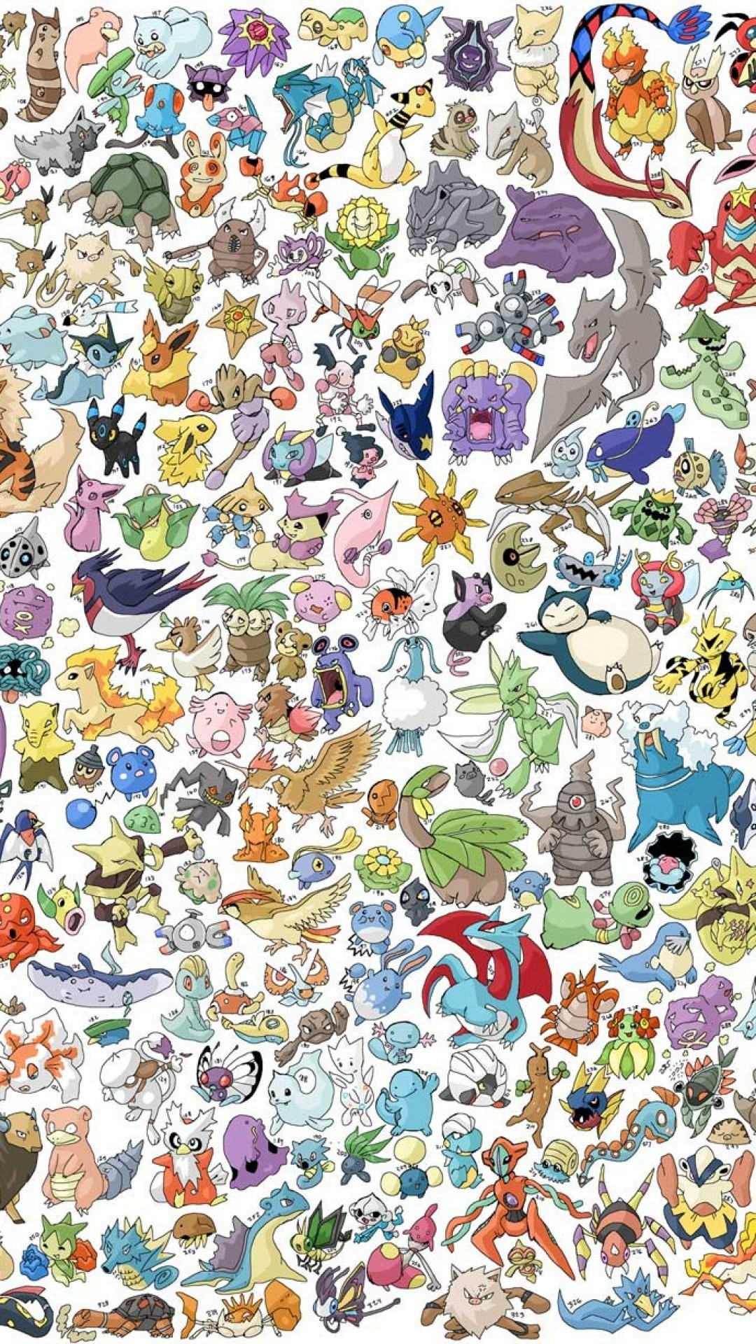 Free Download Pokemon iPhone Wallpaper.
