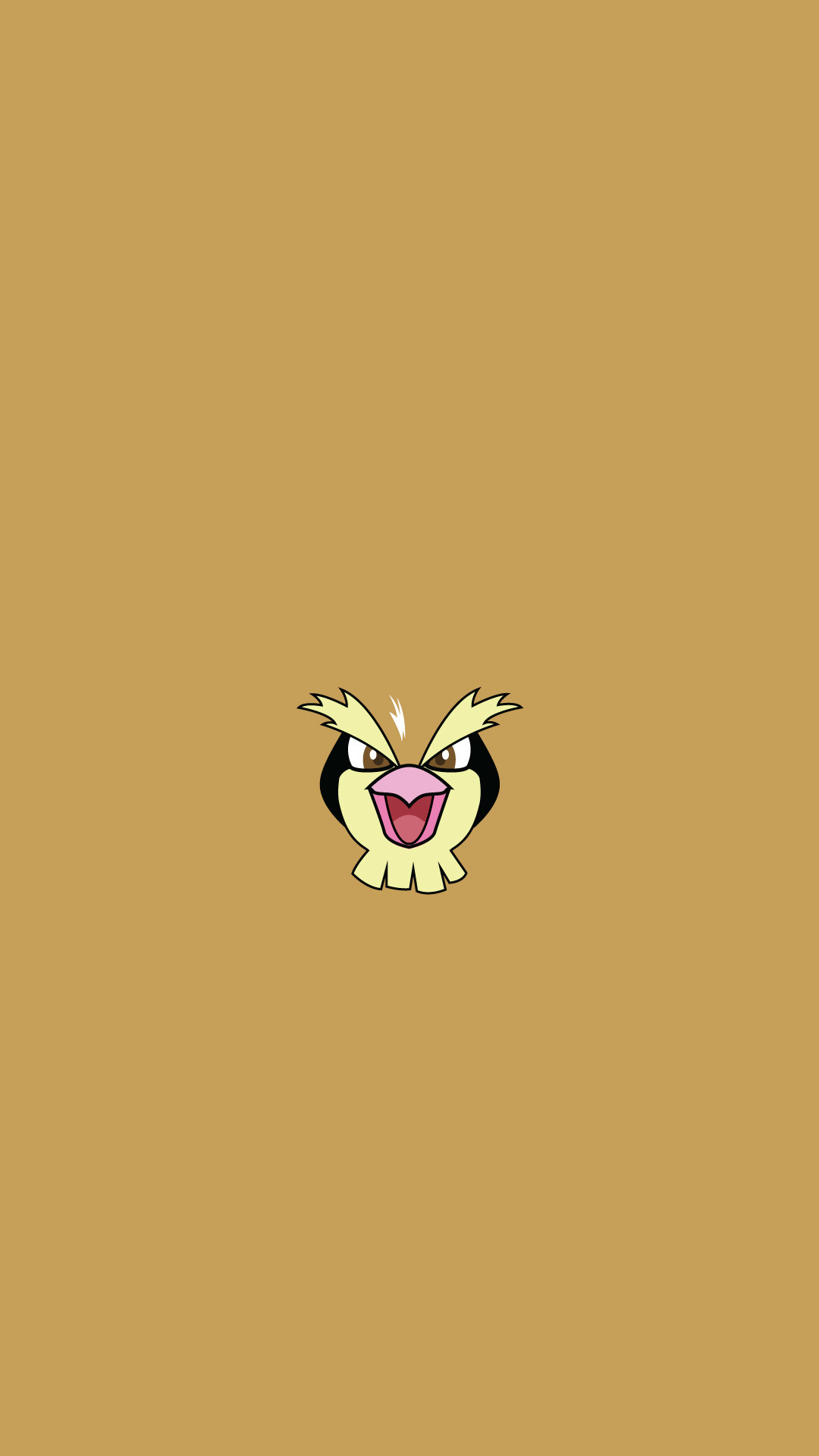 Pidgey Pokemon iPhone 6+ HD Wallpaper …