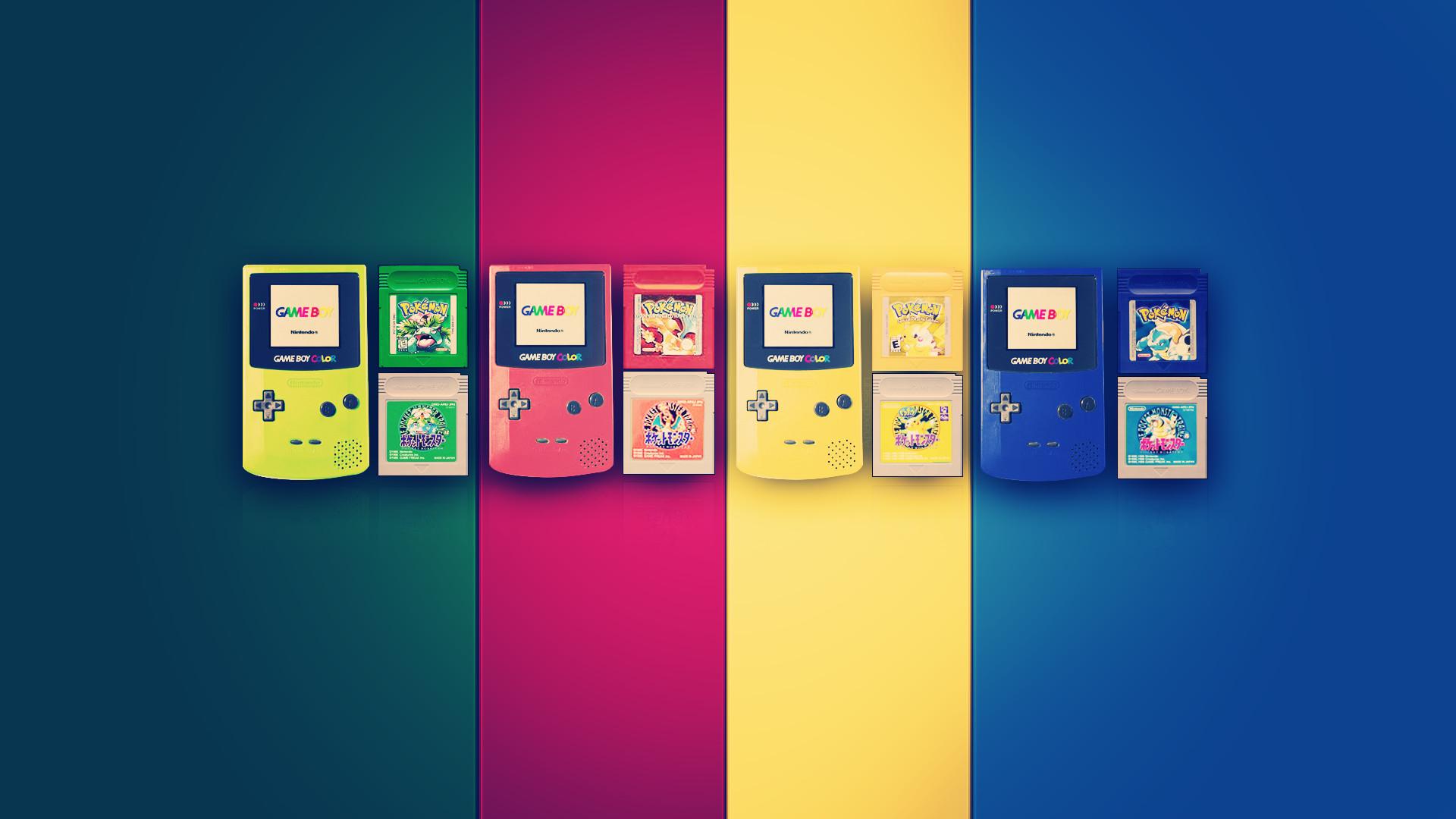 Fonds d'écran Game Boy : tous les wallpapers Game Boy