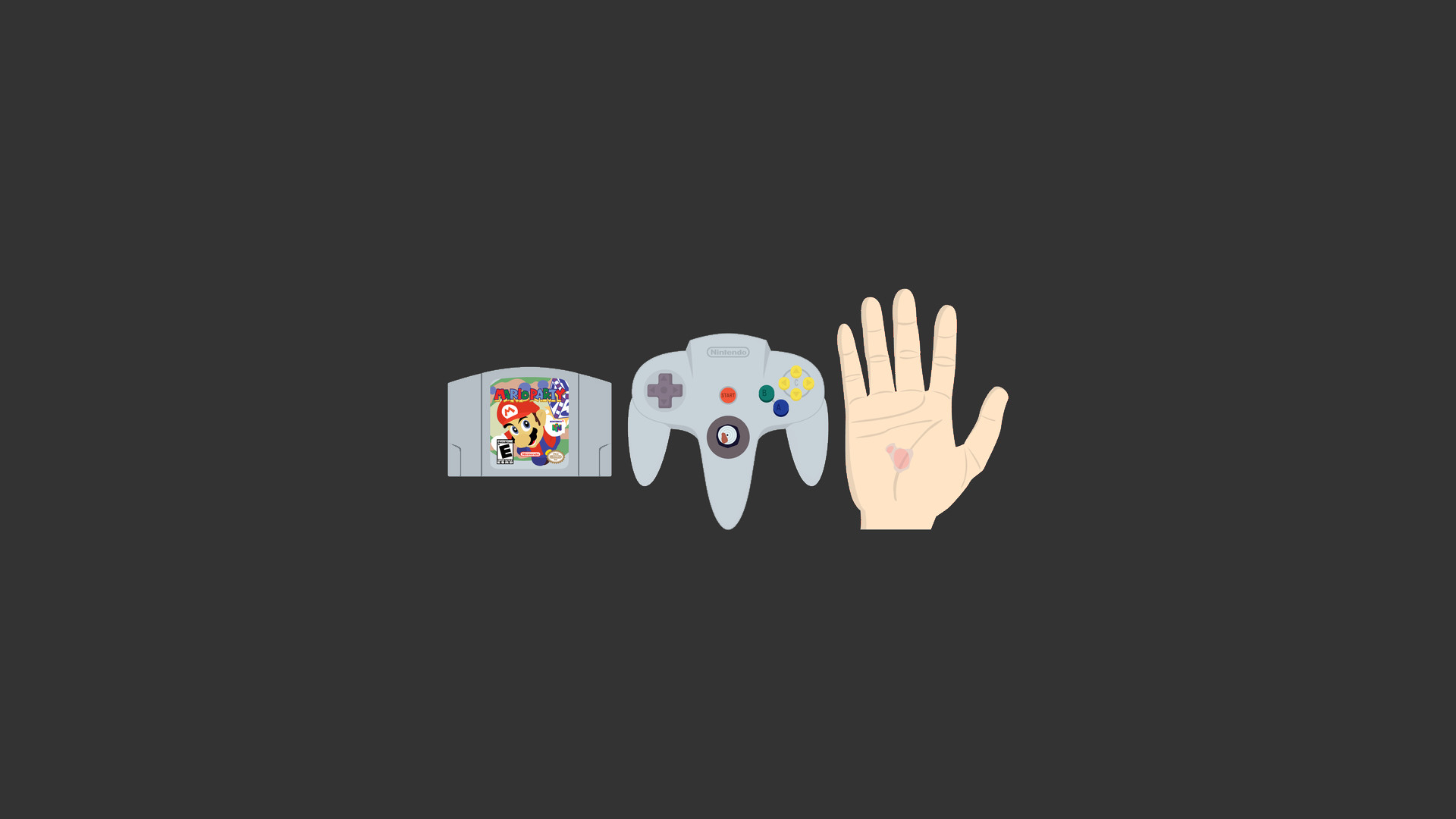 N64 Logo Wallpaper Nintendo 64 wallpapers and
