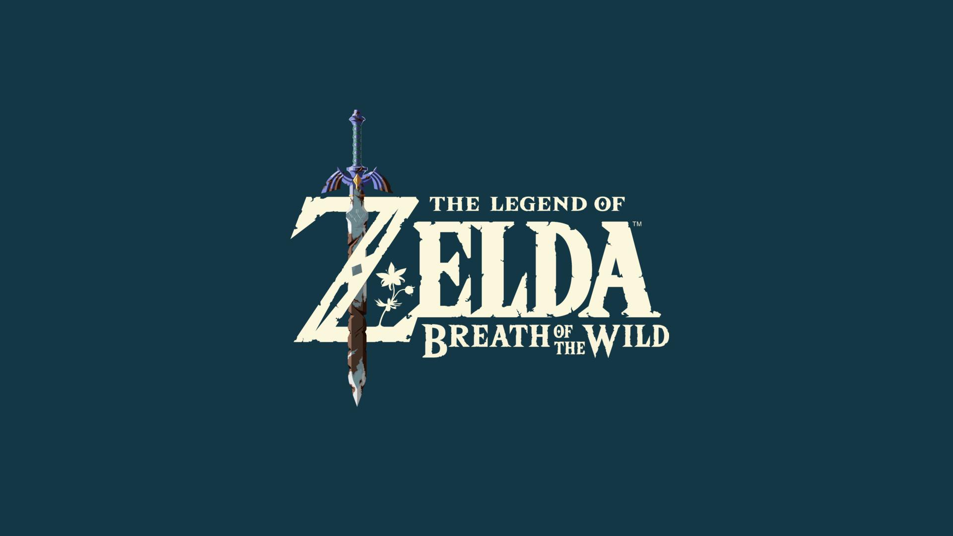 Video Game – The Legend of Zelda: Breath of the Wild Nintendo Wallpaper