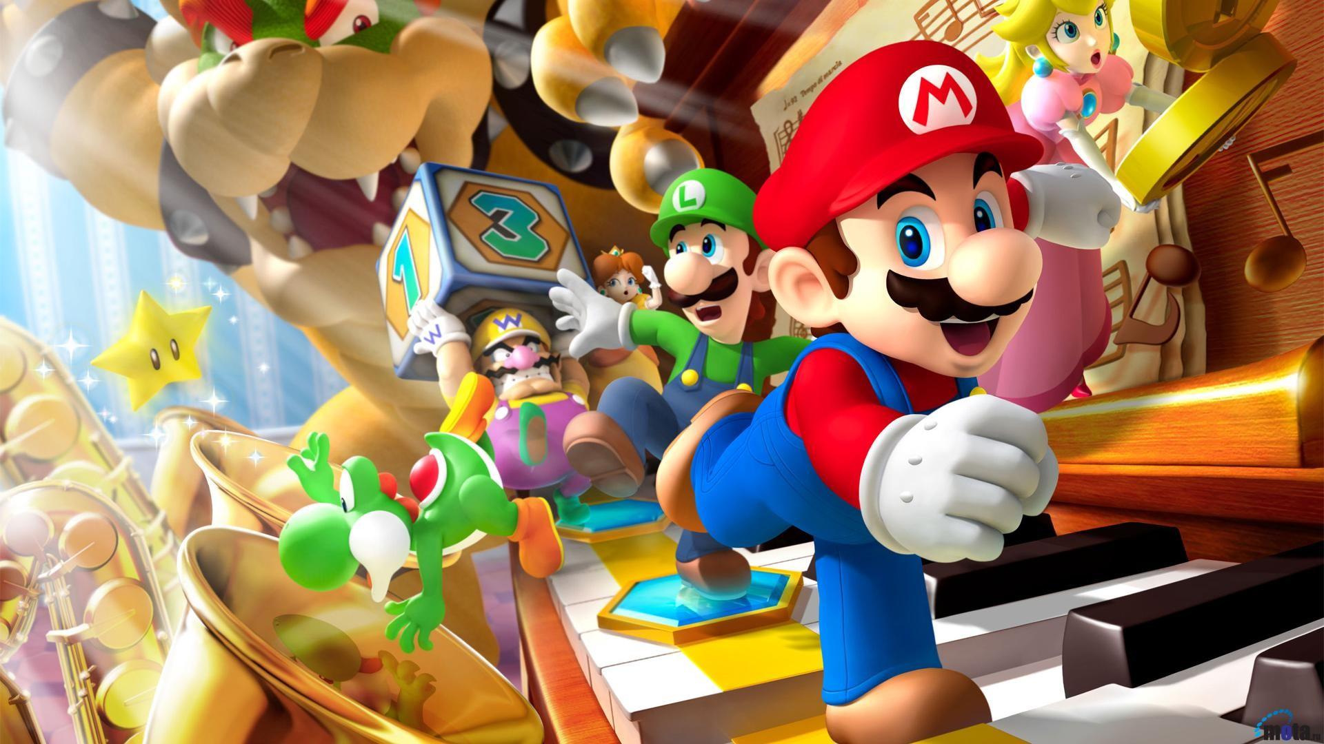 Nintendo Images …