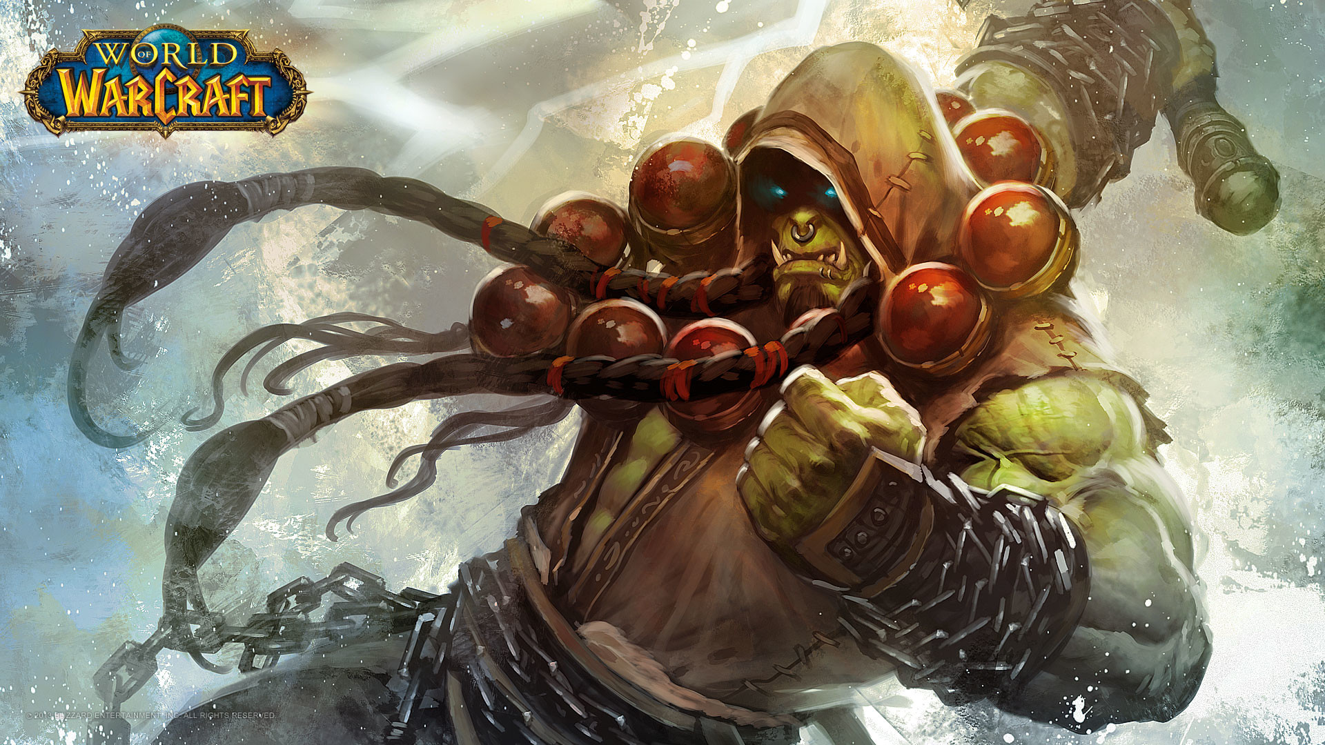 WOW: Thrall Wallpapers WOW: Thrall widescreen wallpapers
