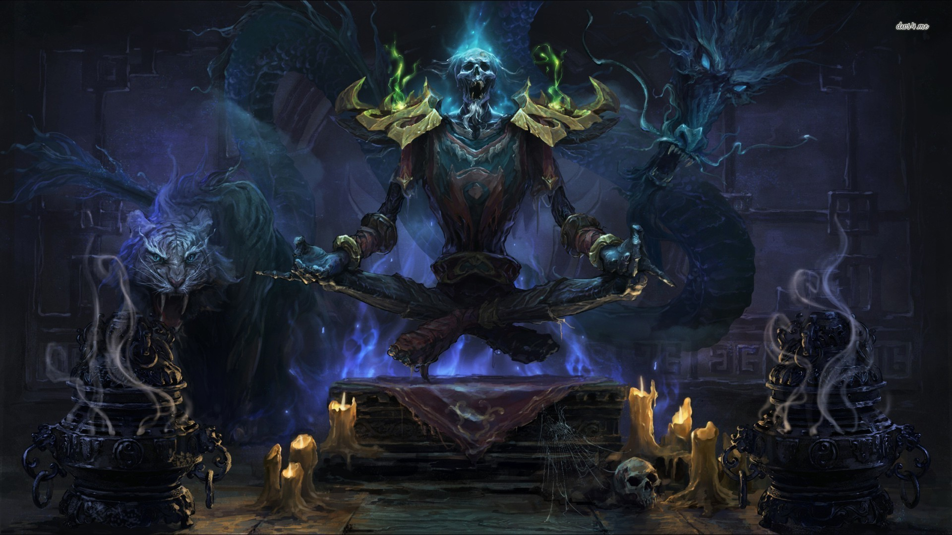 World Of Warcraft Rogue Wallpapers (60 Wallpapers)