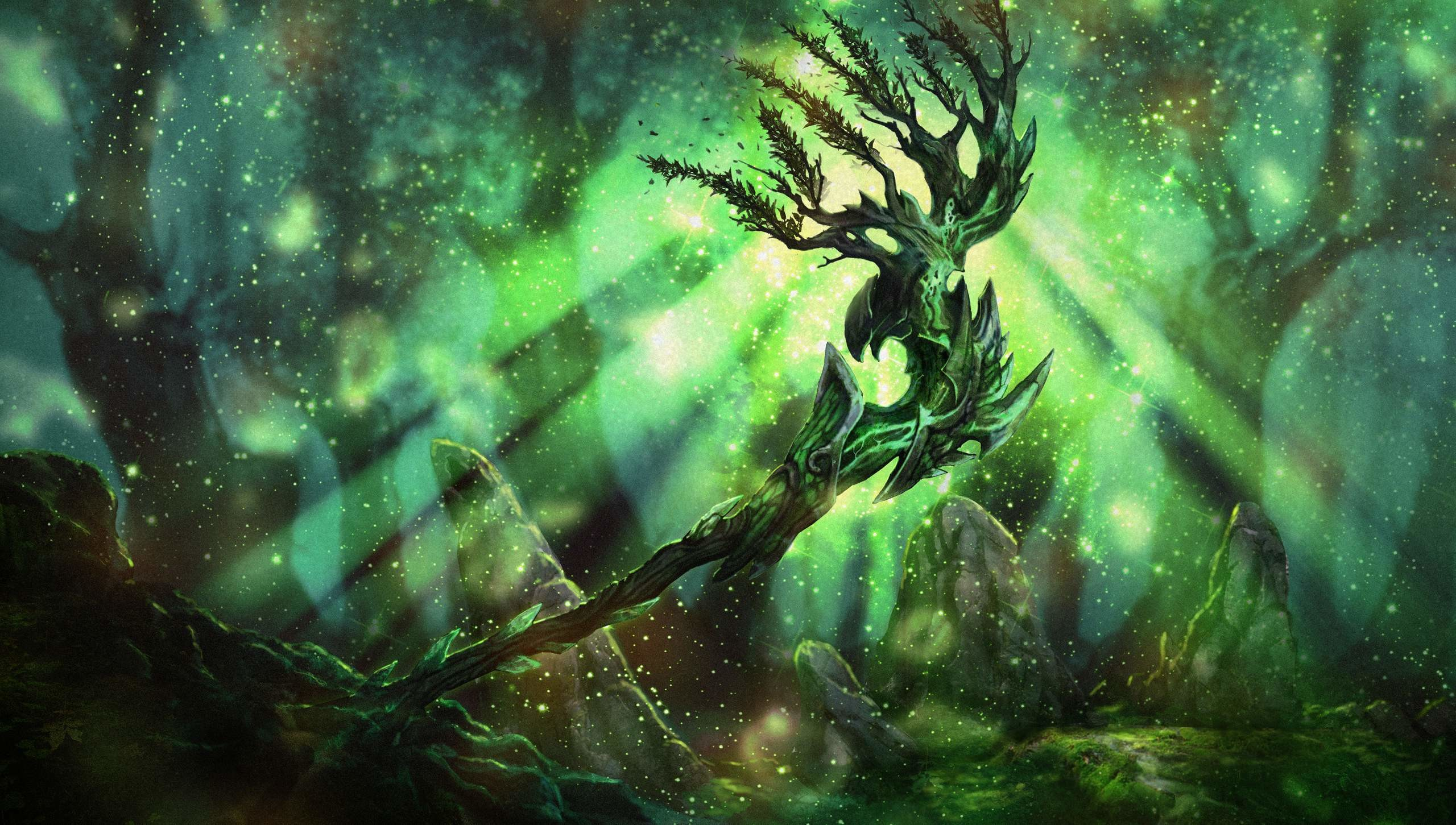 Druid Restoration