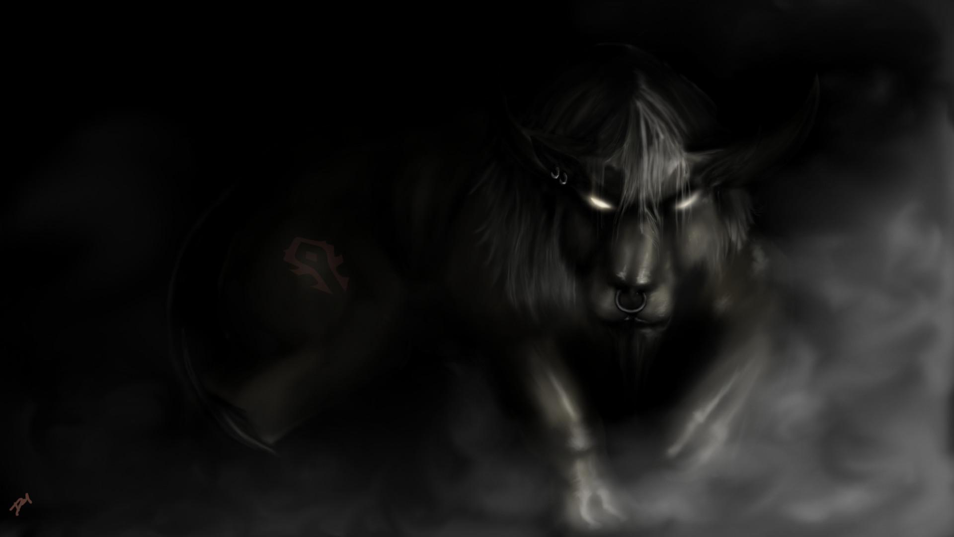 Druid Cat Form by BashPainter on DeviantArt