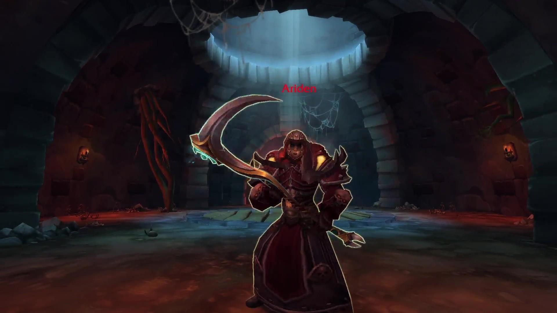 The Dark Riders   Legion Balance Druid Artifact Questline – Blizzplanet    Warcraft