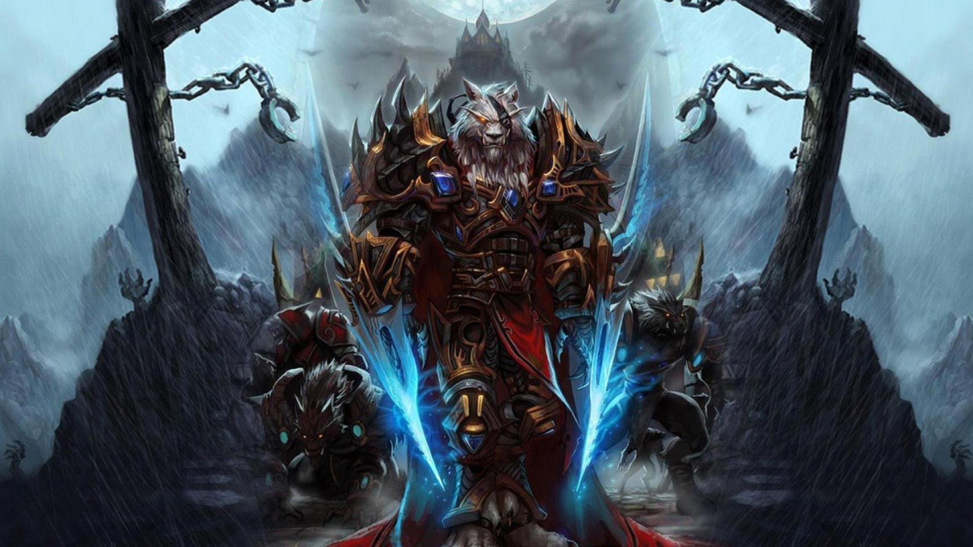 World Of Warcraft Hunter Wallpaper – wallpaper.