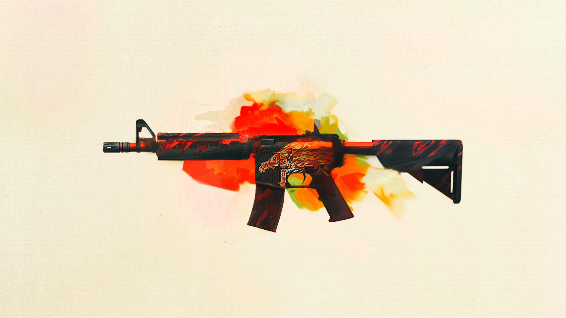 Dragon King M4A4 · Howl v1 M4A4 …