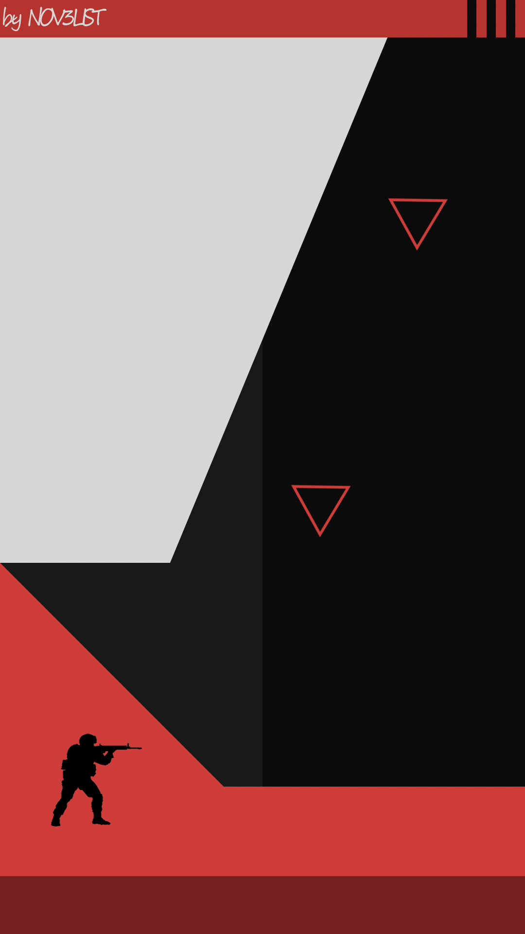 """UGCI made an """"Cyrex"""" themed Smartphone Wallpaper! (1080x1920px) What do you  think?"""