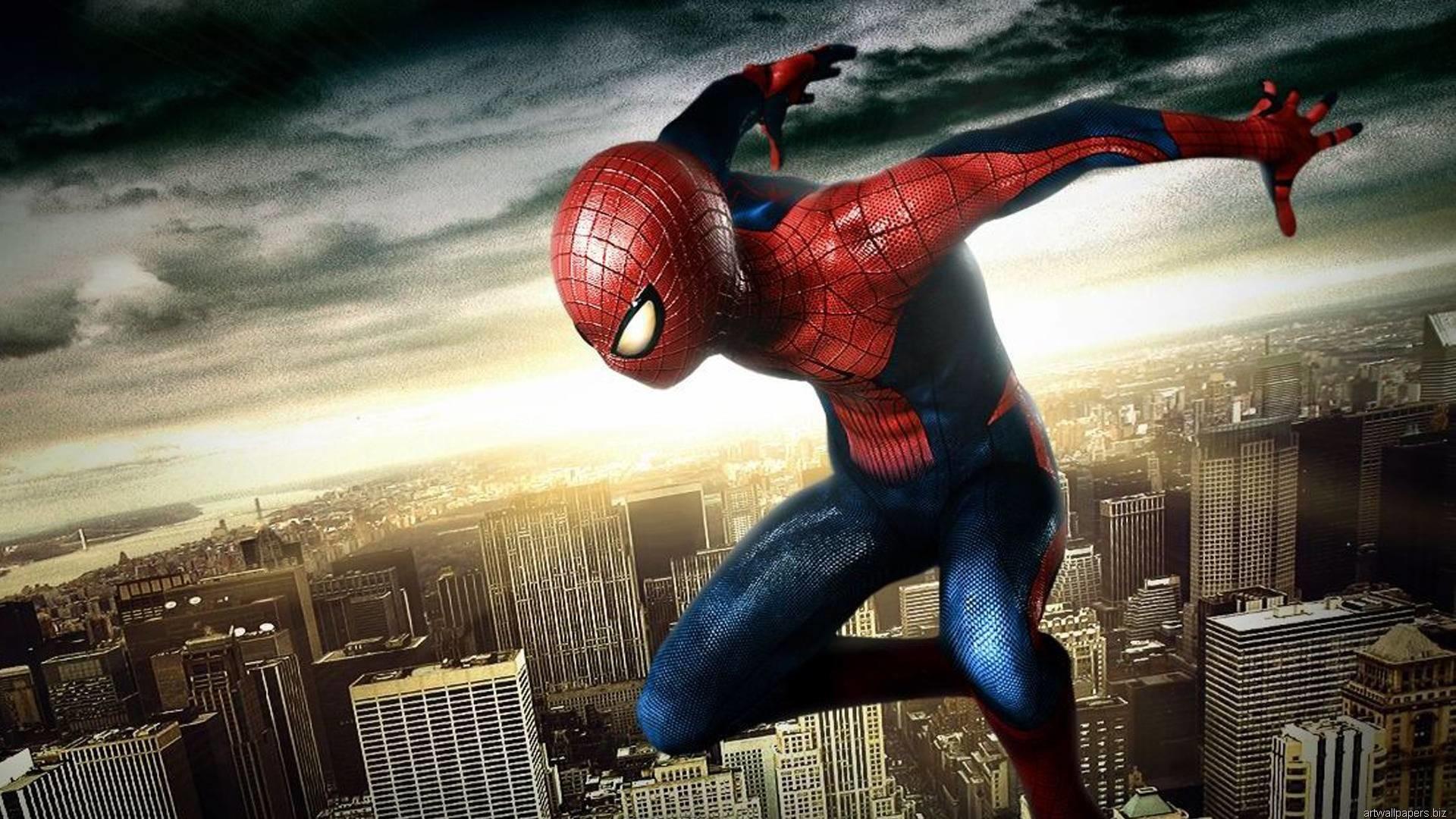 amazing – Spectacular Spiderman Wallpaper