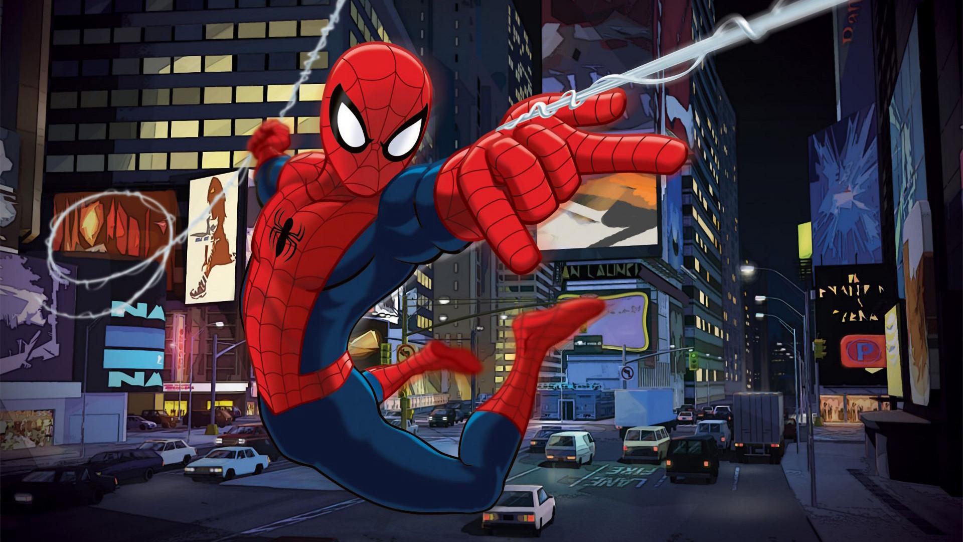 Comics – Ultimate Spider-Man Spider-Man Wallpaper