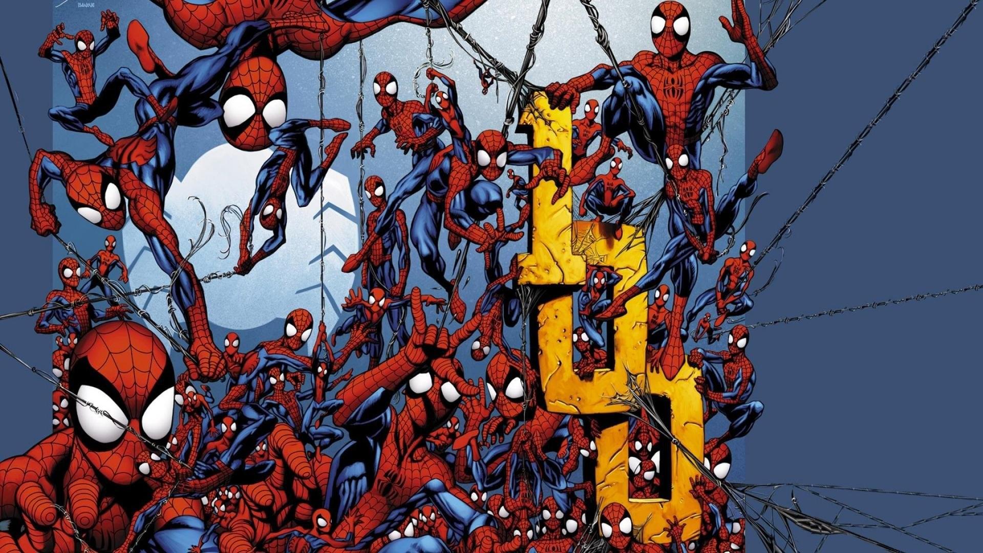 Ultimate Spider Man 100