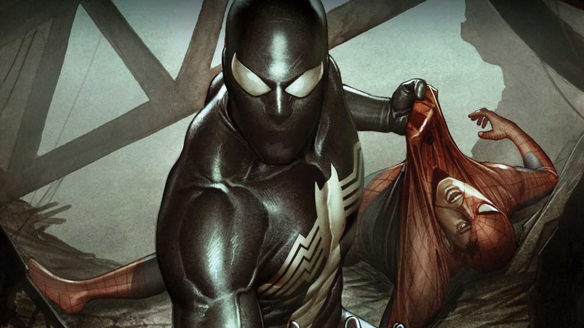 comics Spider-man Marvel Comics Ultimate Spider-Man / Wallpaper