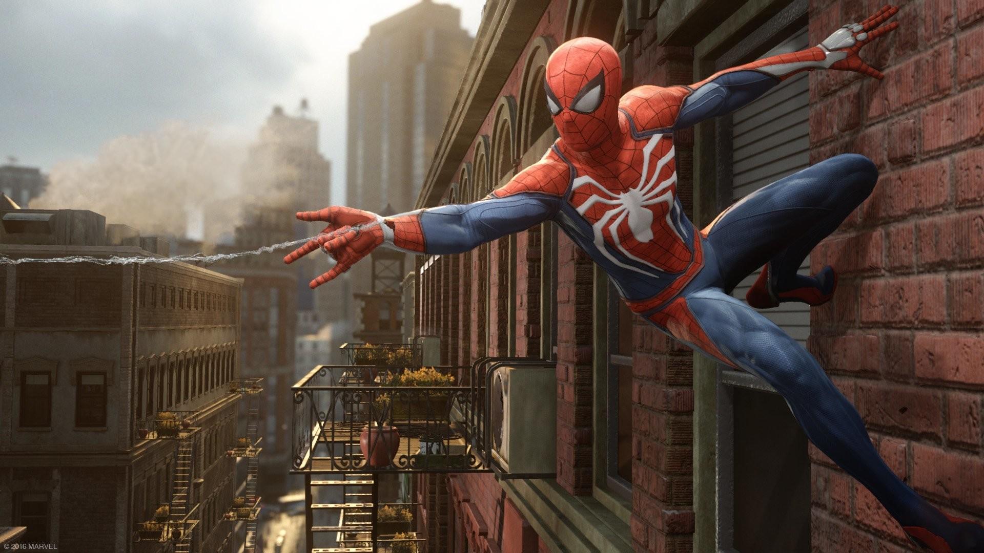 HD Wallpaper | Background ID:710793. Video Game Spider-Man …