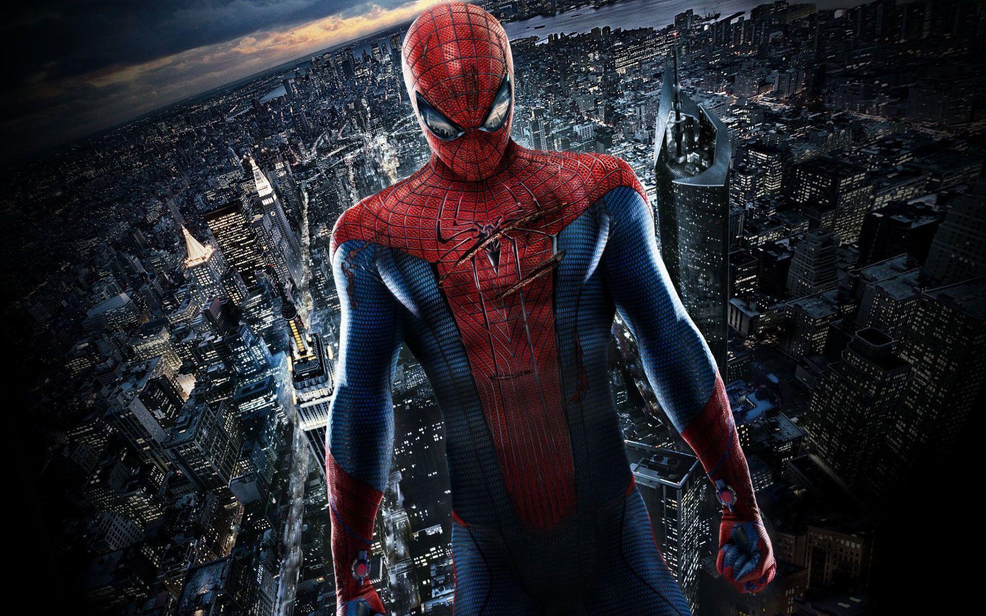 Ultimate Spider Man HD Wallpaper 1920×1200