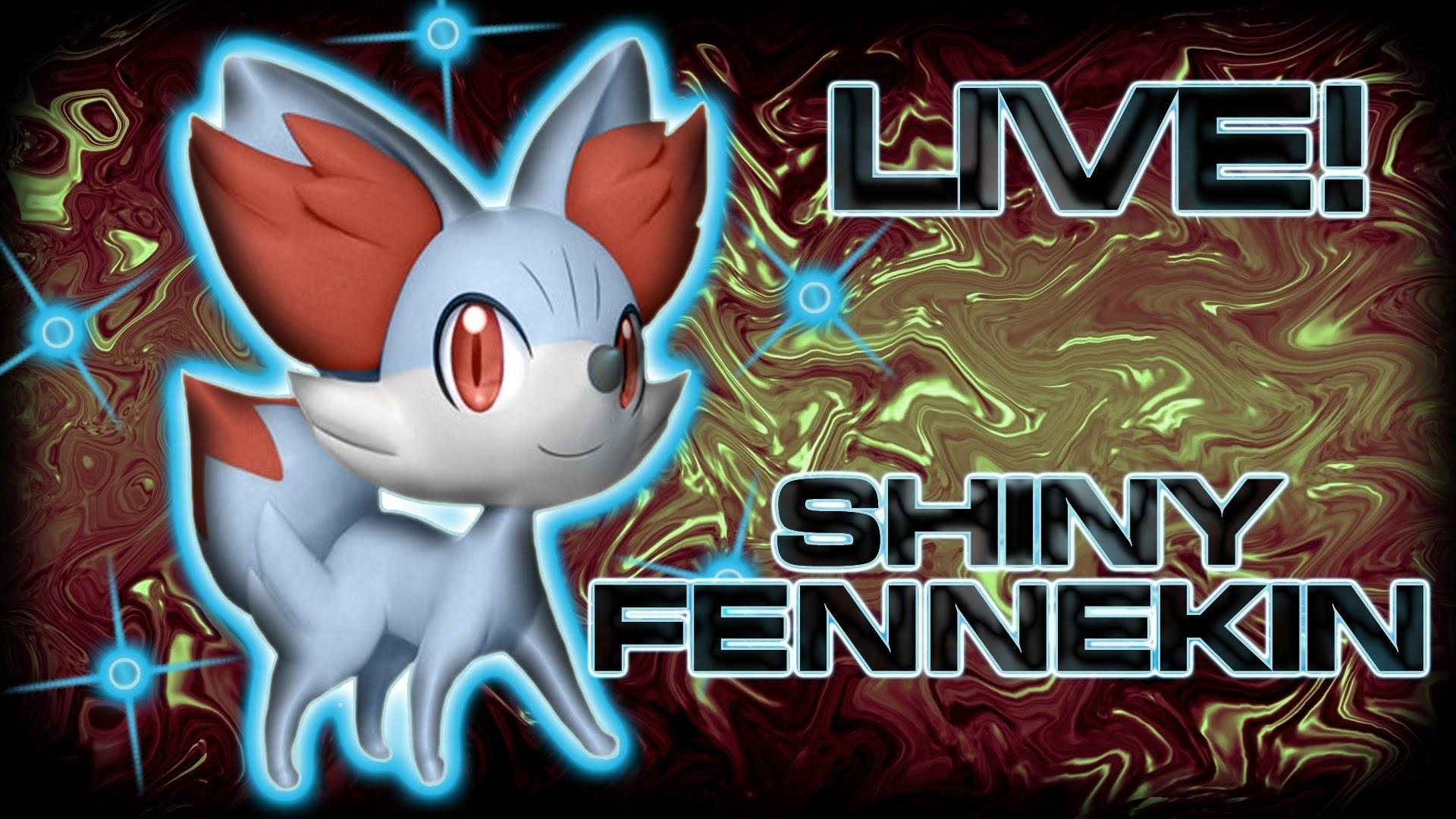 [First Live On Youtube] Shiny Fennekin After 939 SRs! (Pok̩mon X BQ#1!) Р YouTube