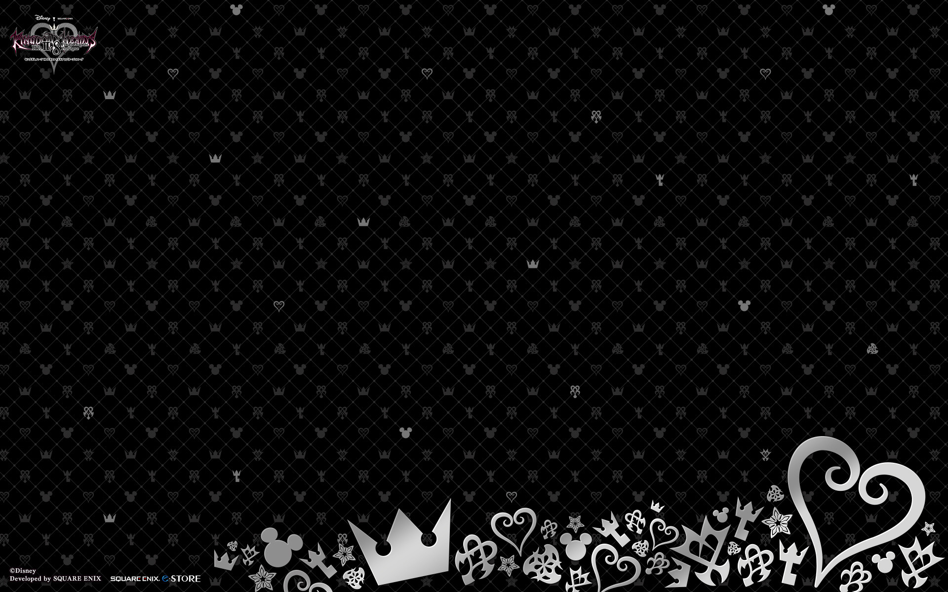 Square Enix releases KINGDOM HEARTS 2.8 PC wallpapers